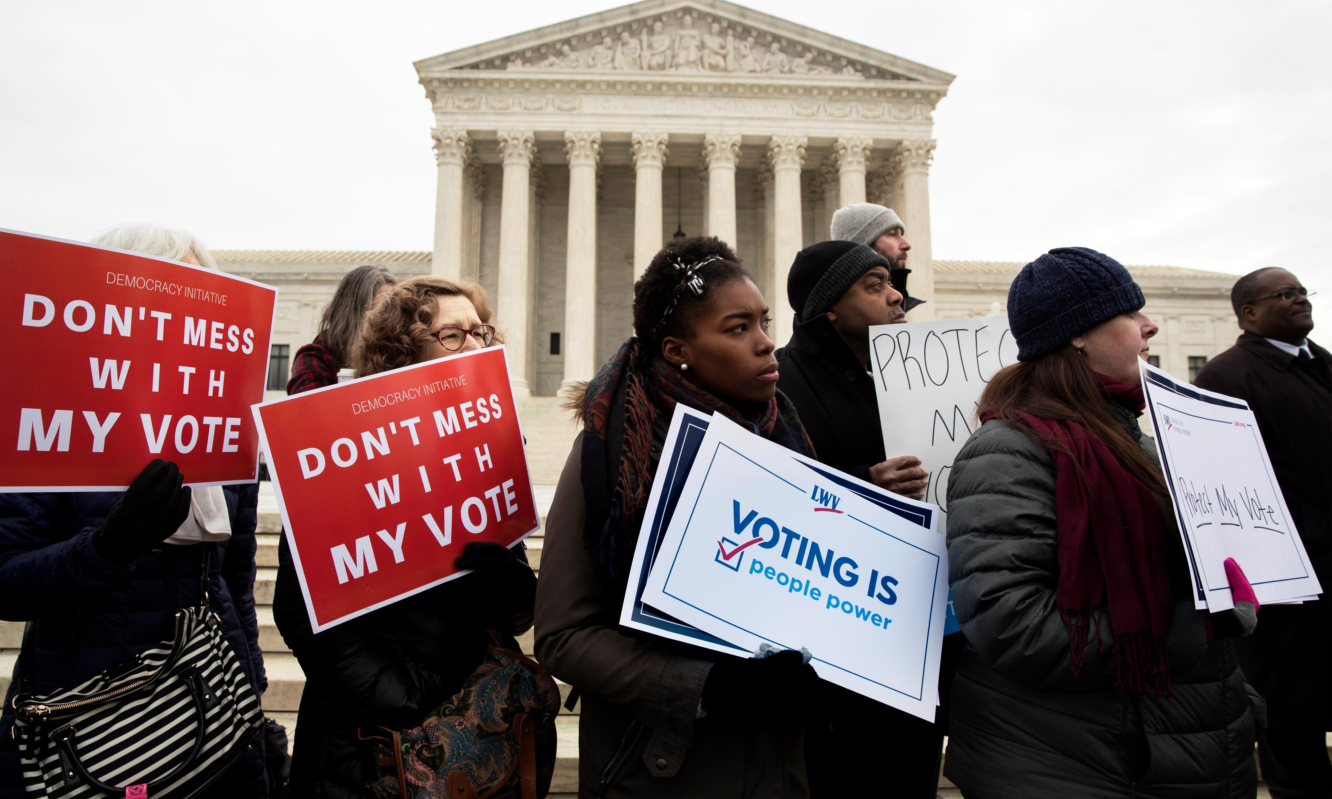Midterms: how the votes of vulnerable groups are being suppressed