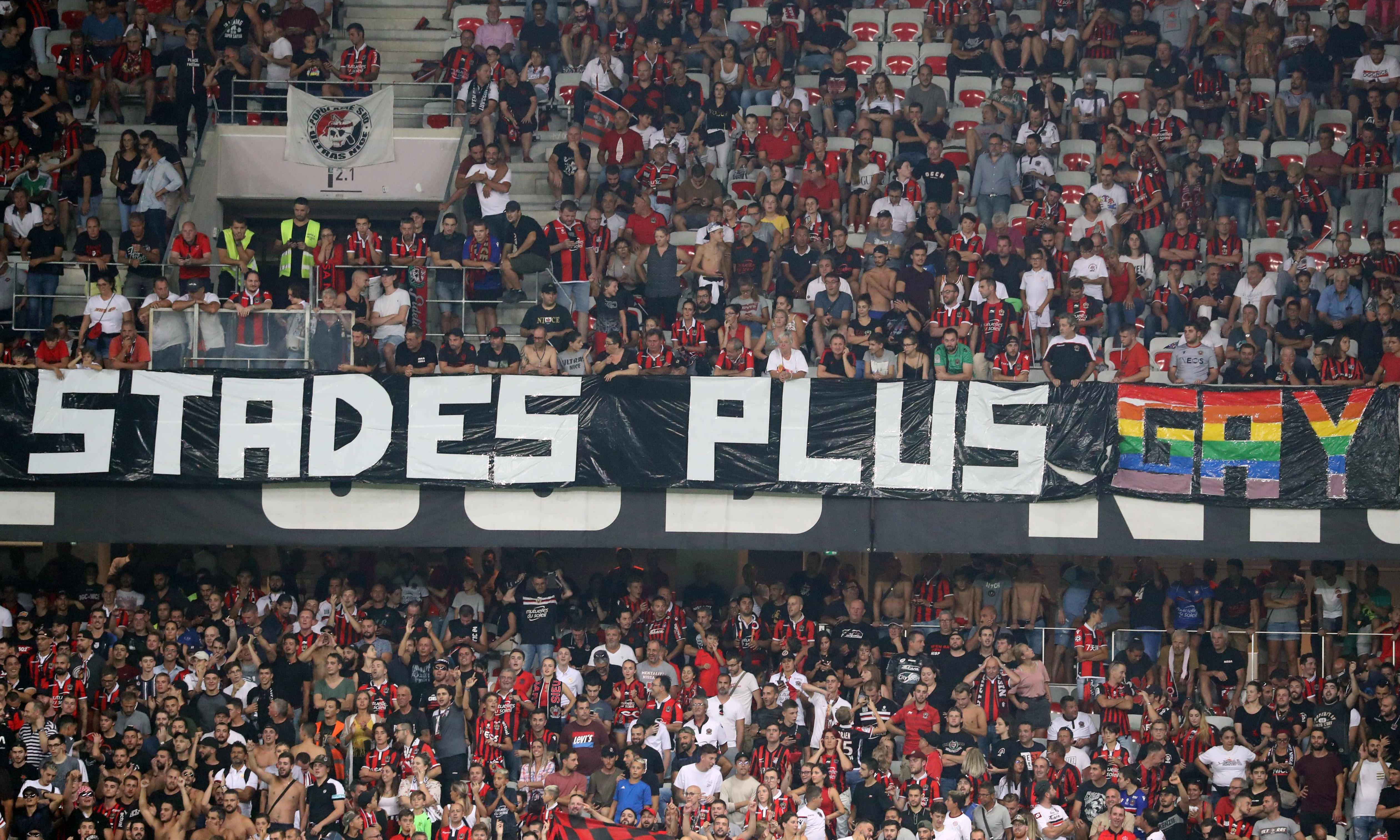 Why homophobic incidents are scarring French football
