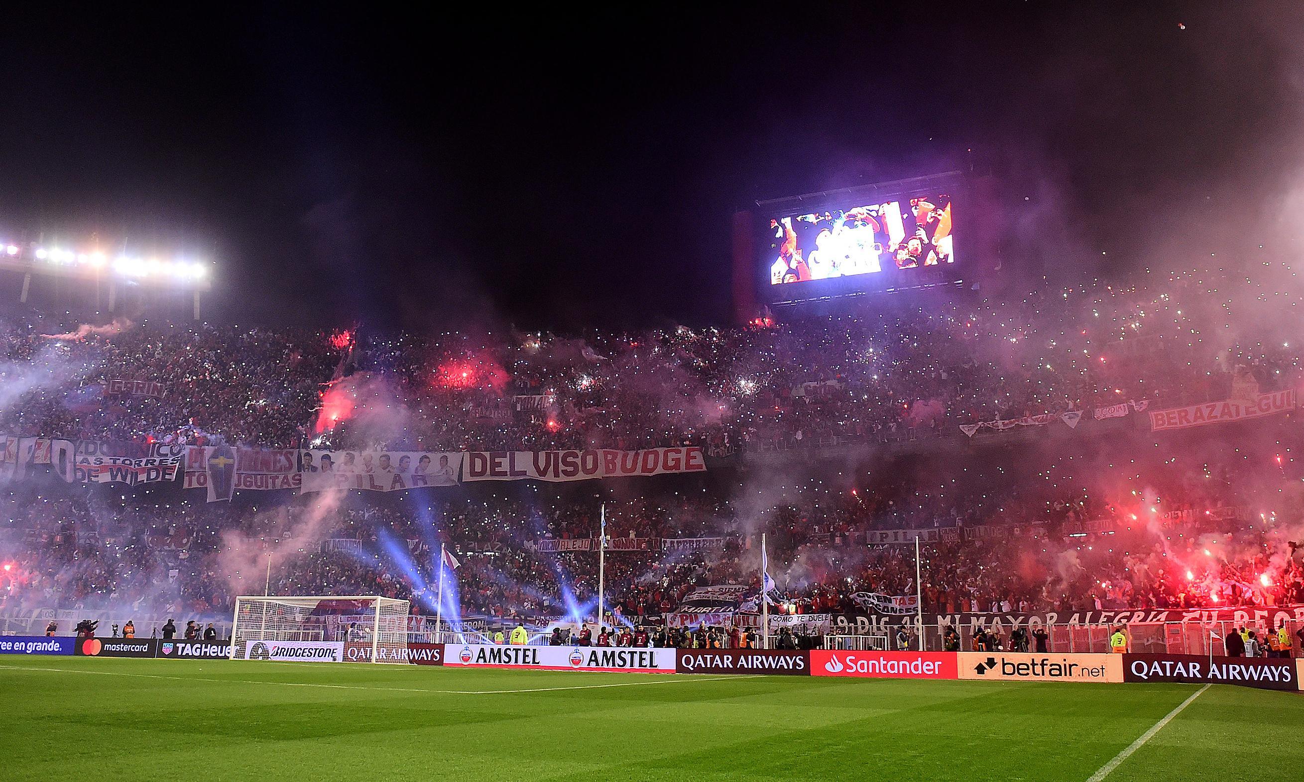 Conspiracy theories cast shadow over River Plate v Boca Juniors reunion