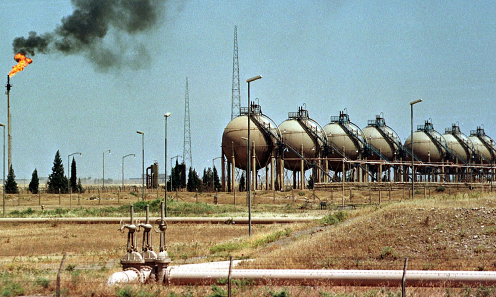 Kurdish rebels say Kirkuk is set to fall – archive, 20 March 1991