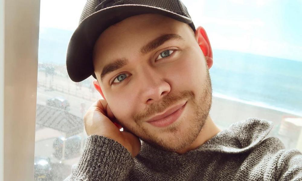 'It enables me to walk down the street with my head held high': beauty vlogger Jake Jamie.