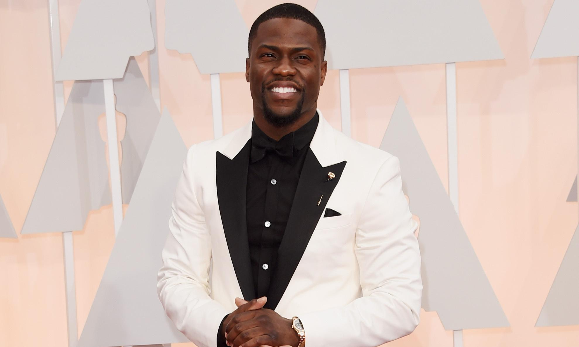Oscars host Kevin Hart's homophobia is no laughing matter