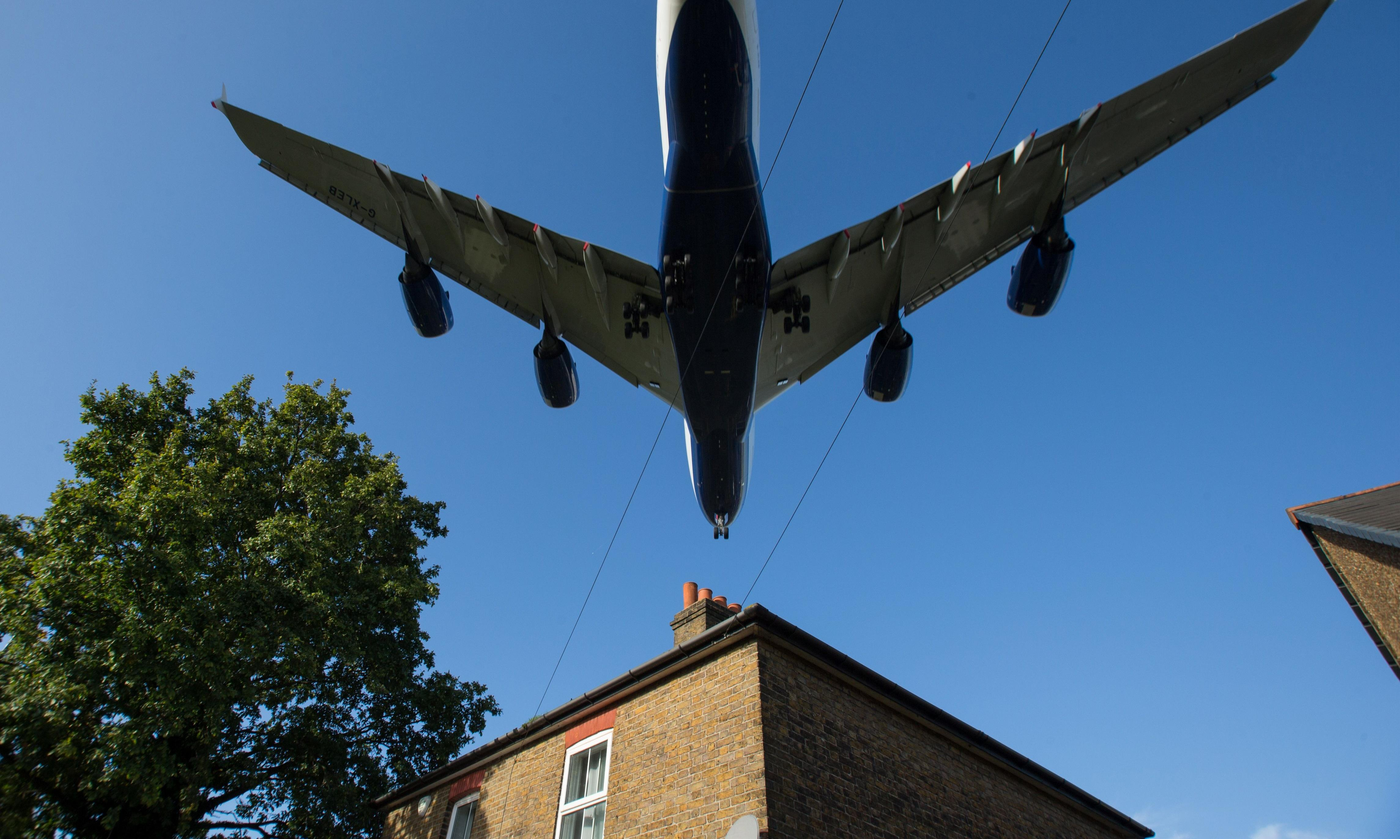 Heathrow's expansion plans make a mockery of the zero emissions strategy