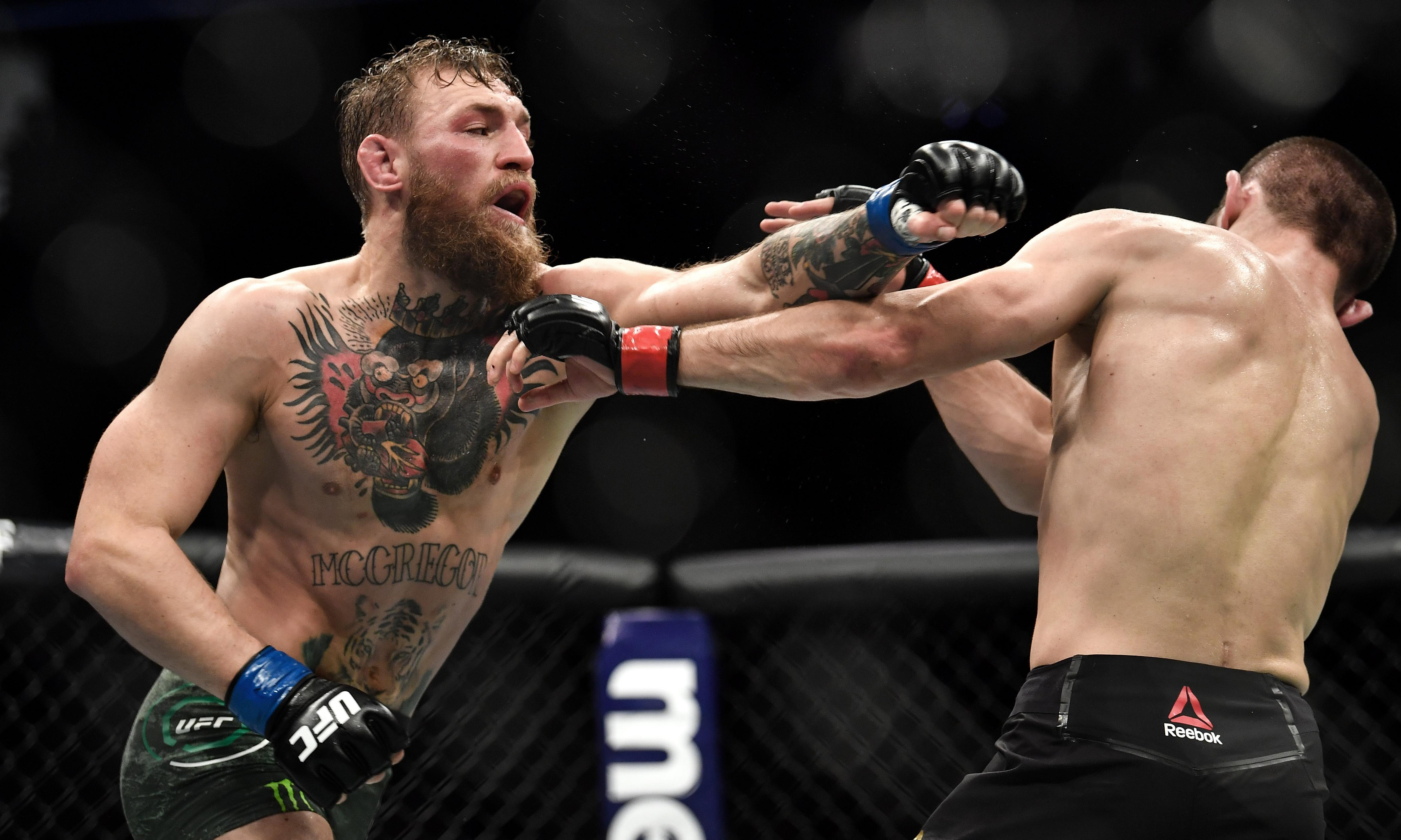 Conor McGregor: UFC star announces 'retirement from mixed martial arts'
