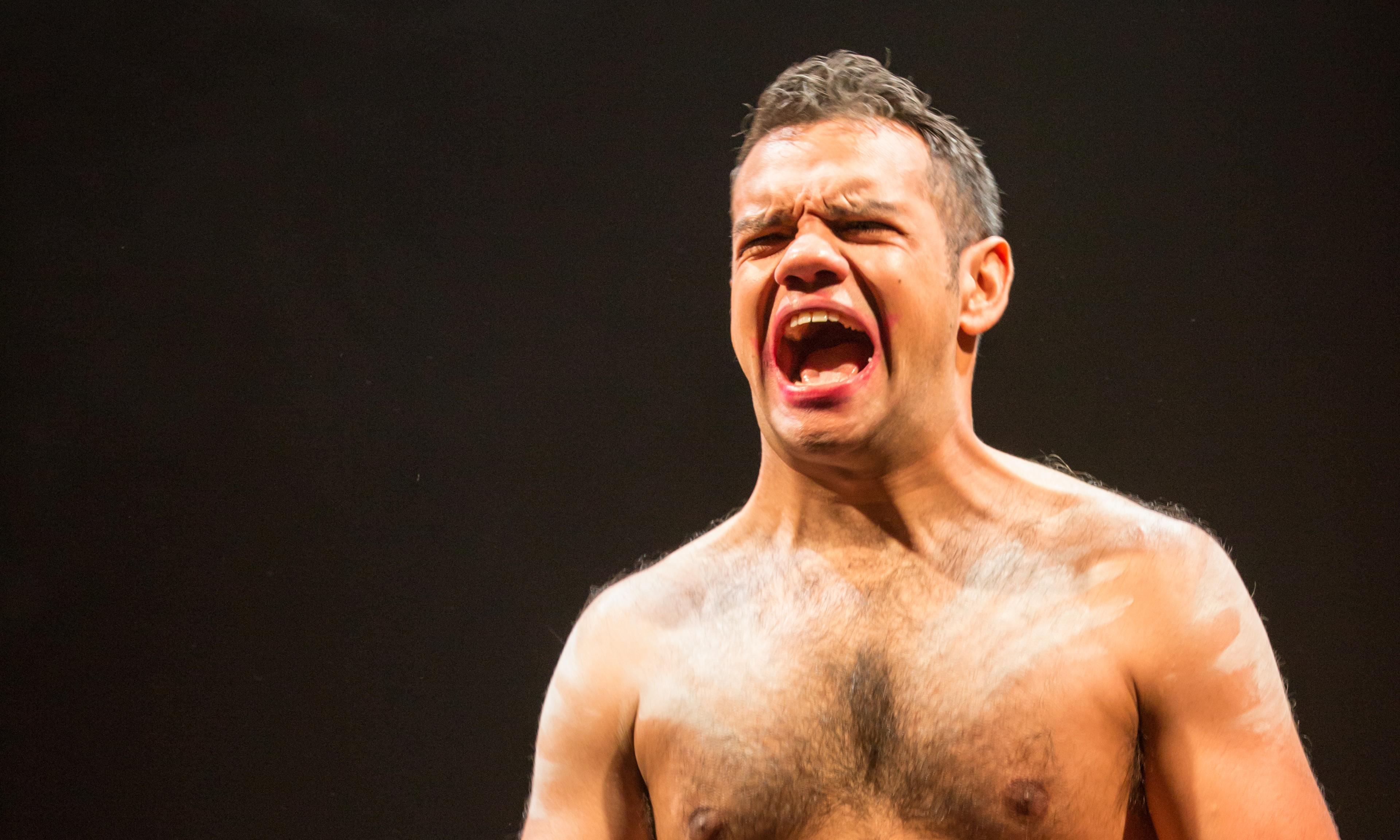 City of Gold review – ambitious, raw and provocative play launches a bold new voice