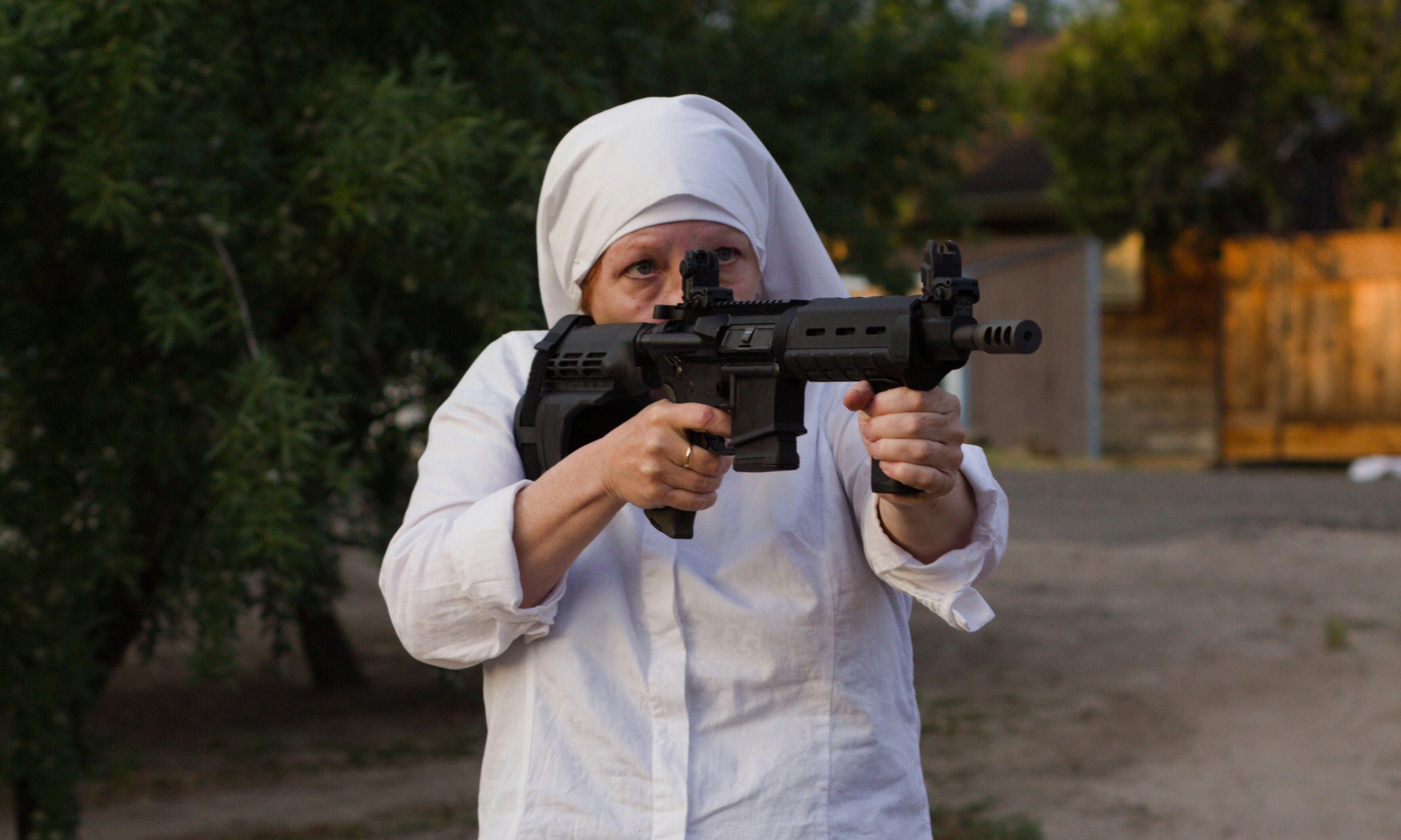 Breaking Habits review – holy smoke: the nun who runs a marijuana farm