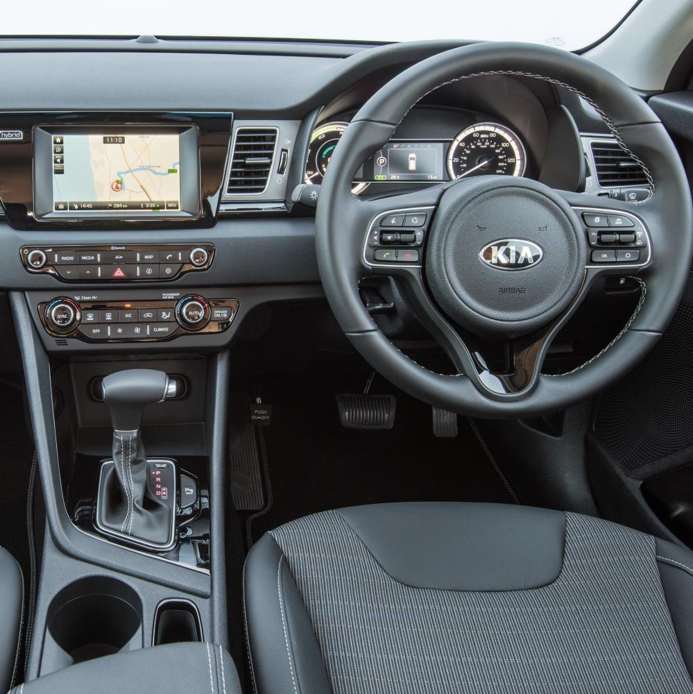 Kia niro review as a family car it has the lot todrivefor - Kia niro interior ...