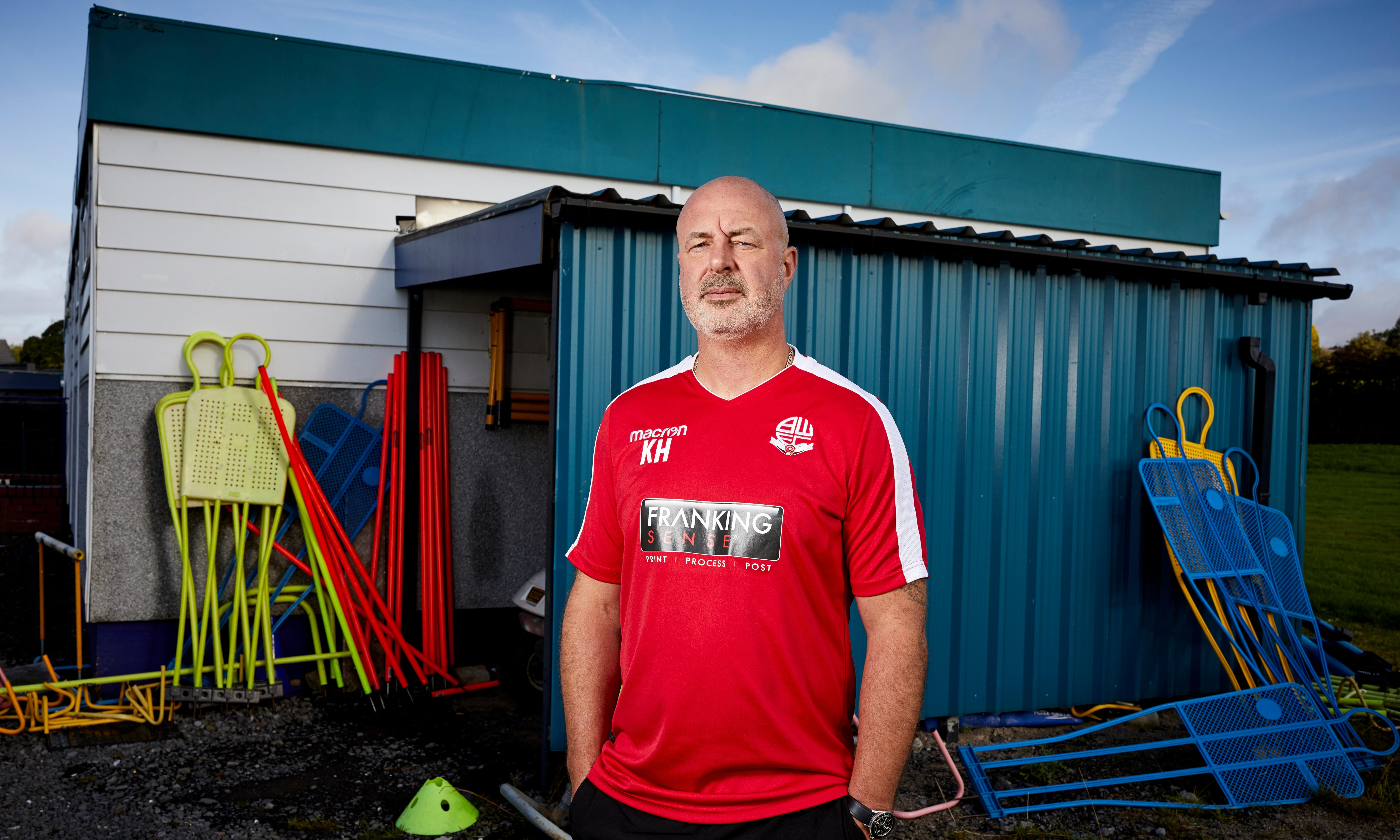Keith Hill: 'We're trying to re-establish Bolton's greatness'