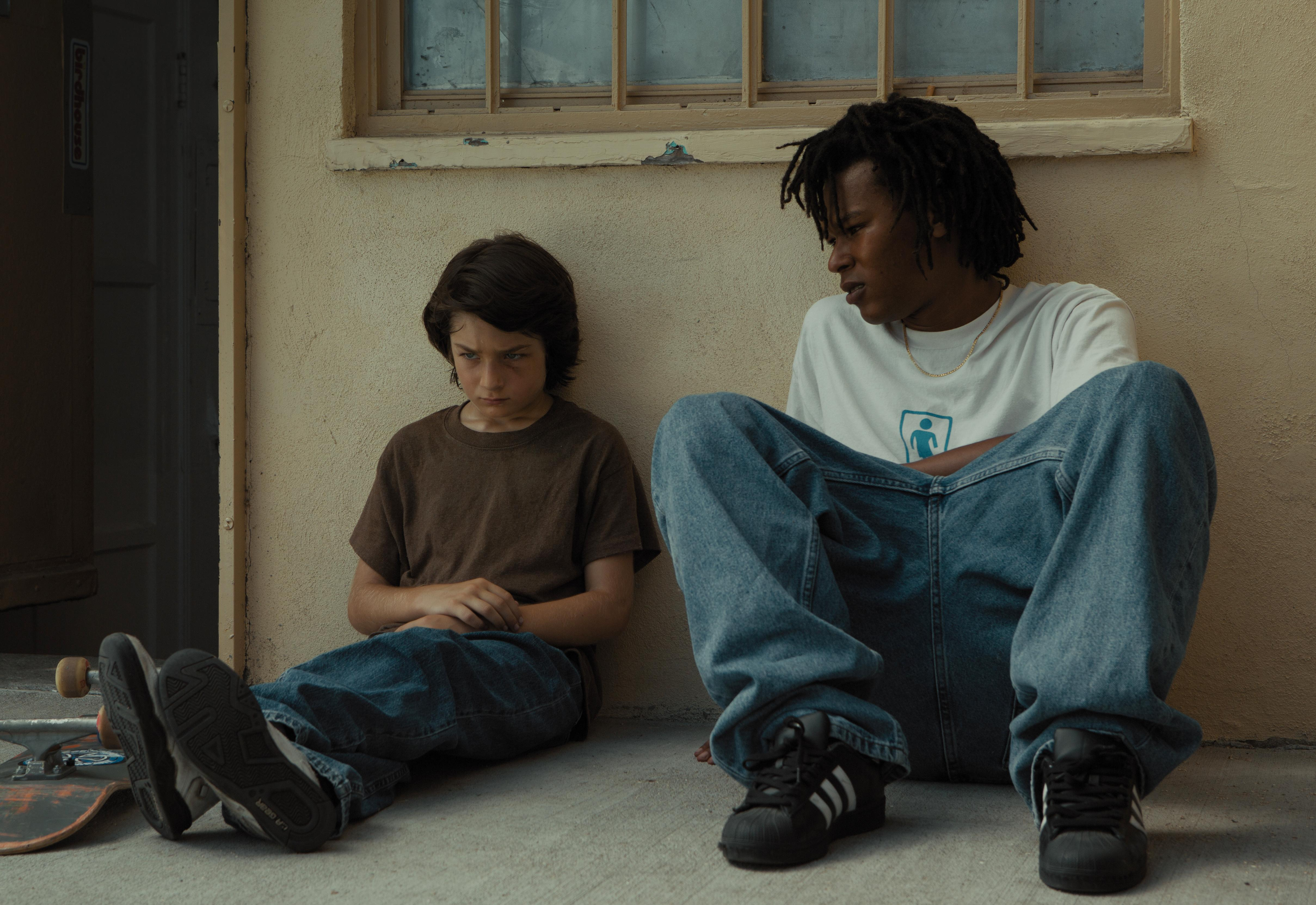 Mid90s review – skater film that keeps screeching to a halt