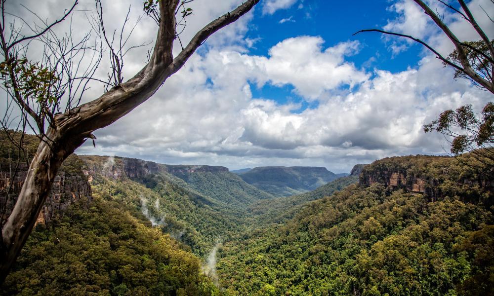 Kangaroo Valley, Australia.