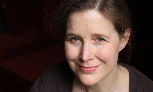 Ann Patchett.