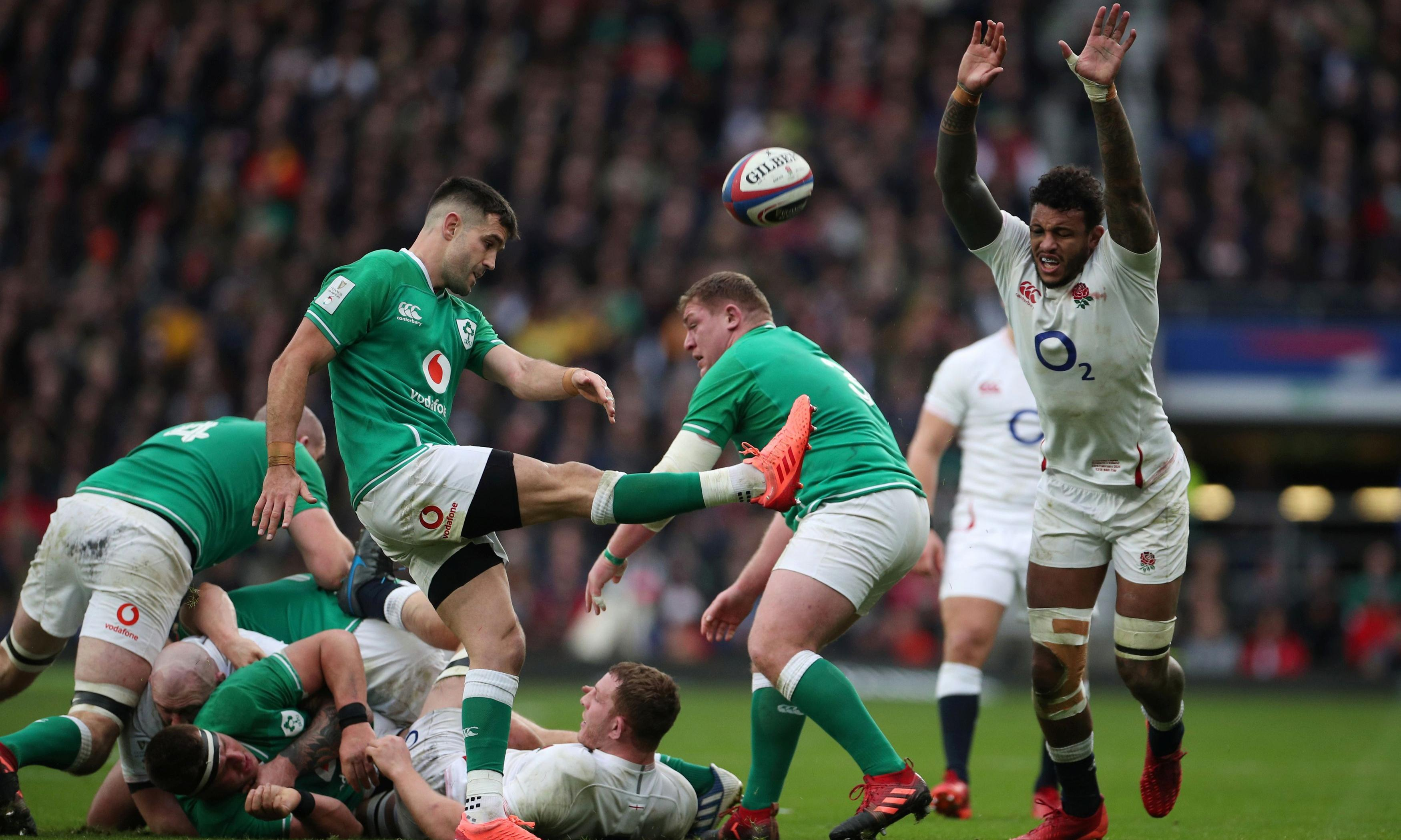 England 24-12 Ireland: Six Nations player ratings from Twickenham