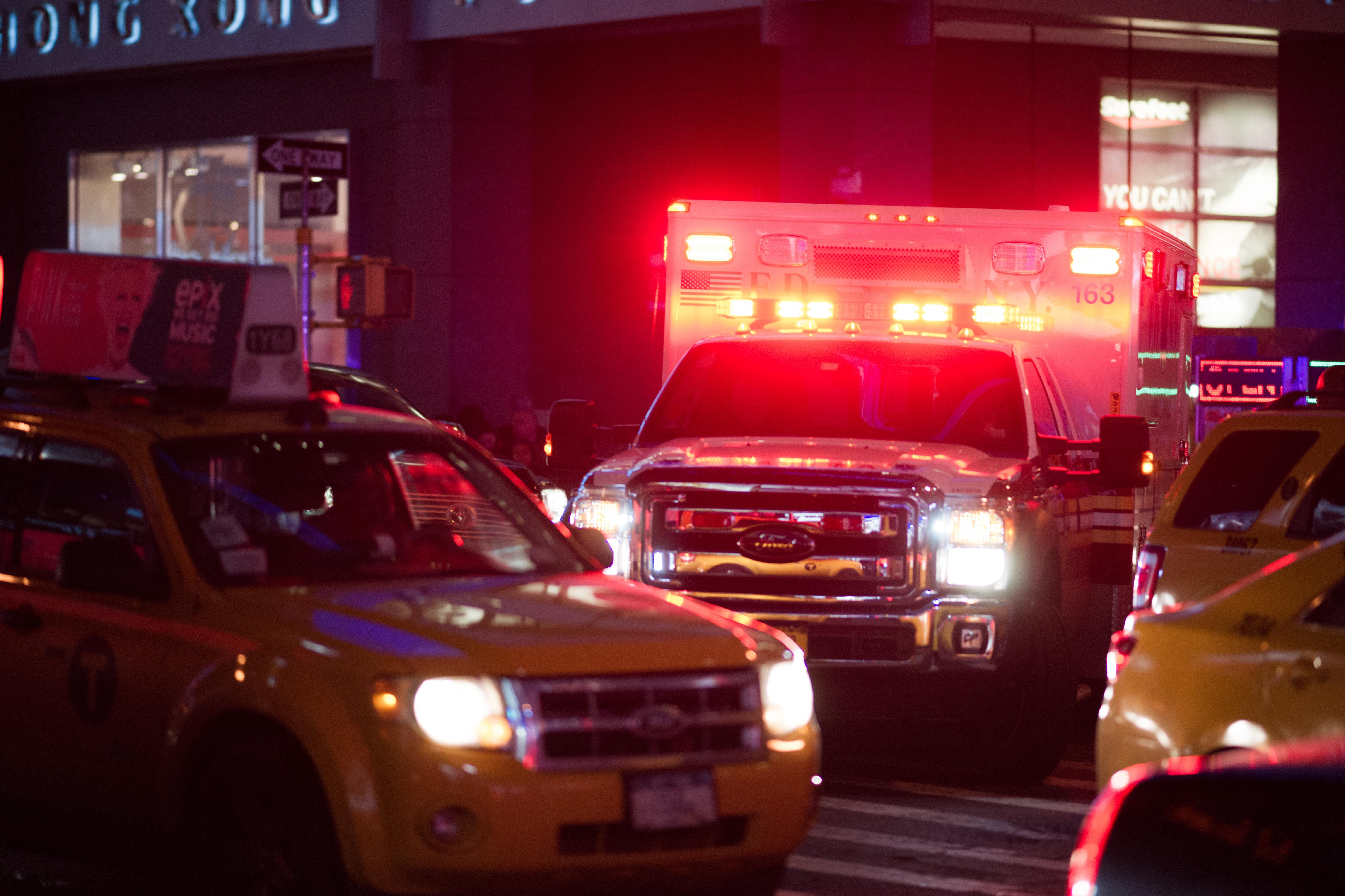 Which blare project: noisy New York ponders switch to gentler sirens