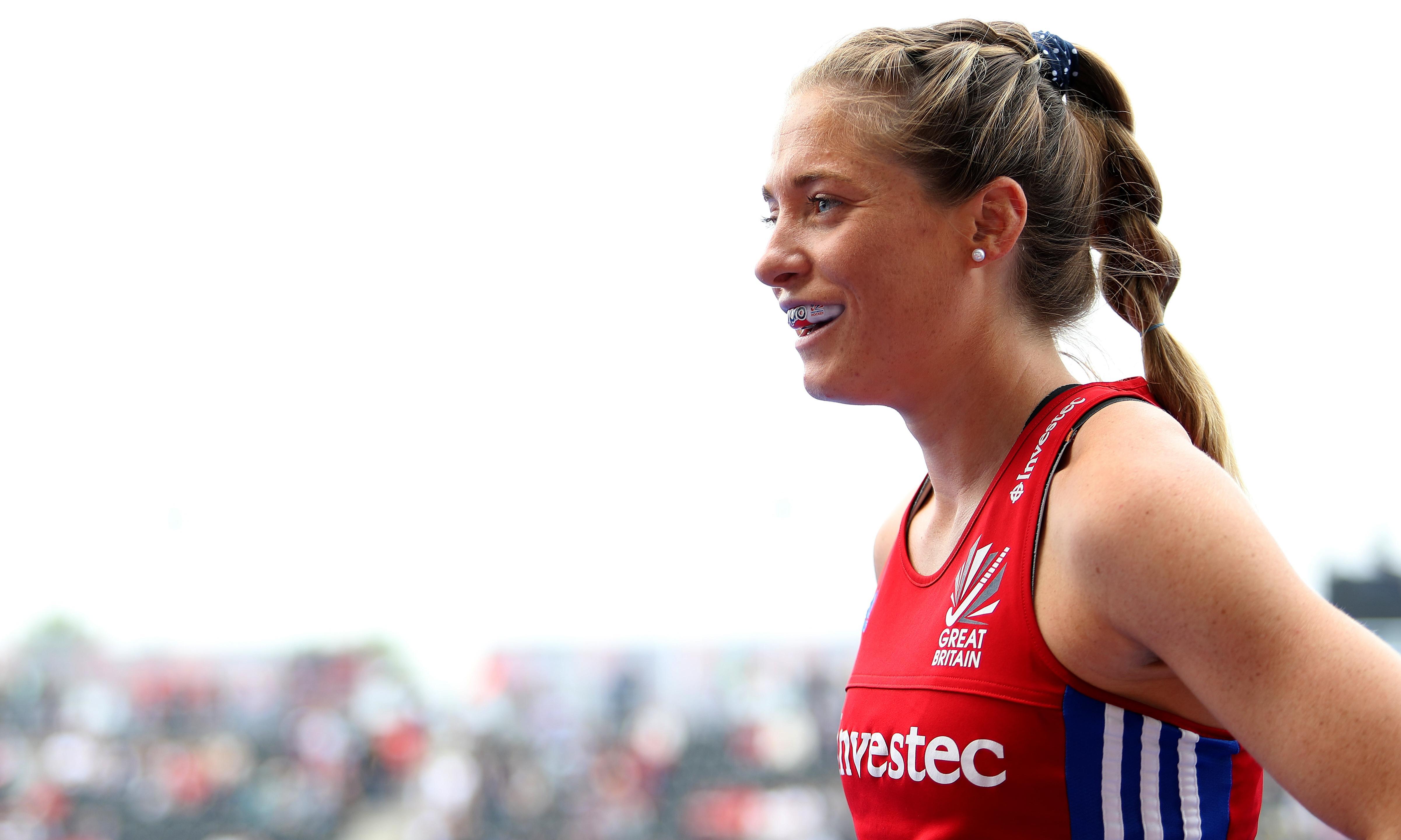 England's Suzy Petty hopes to help GB hockey team make it to Olympics