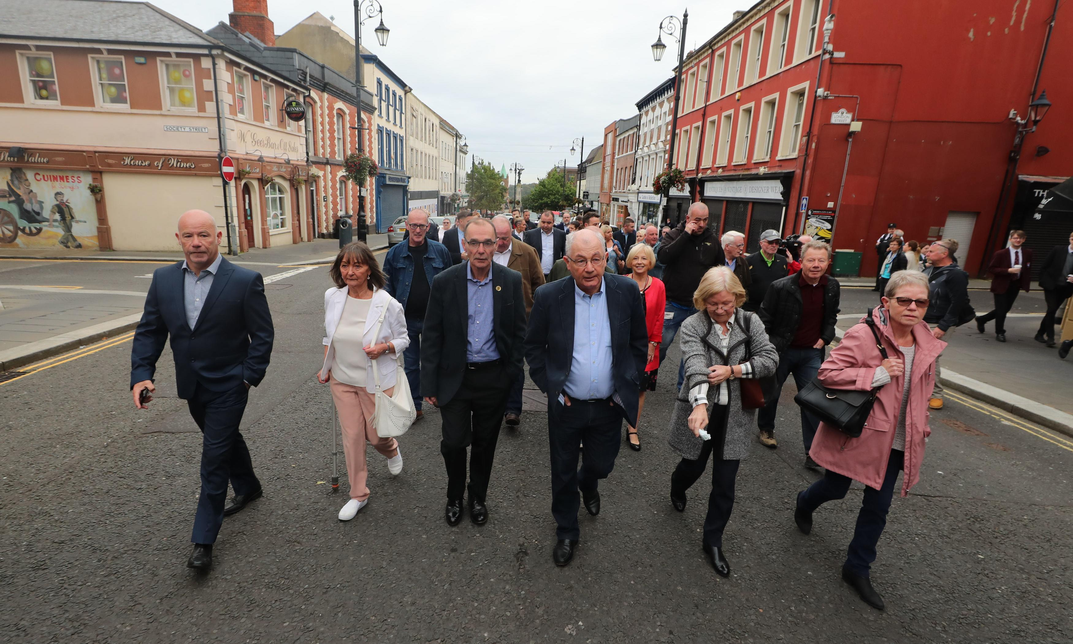Bloody Sunday: 'Soldier F' case reaches court