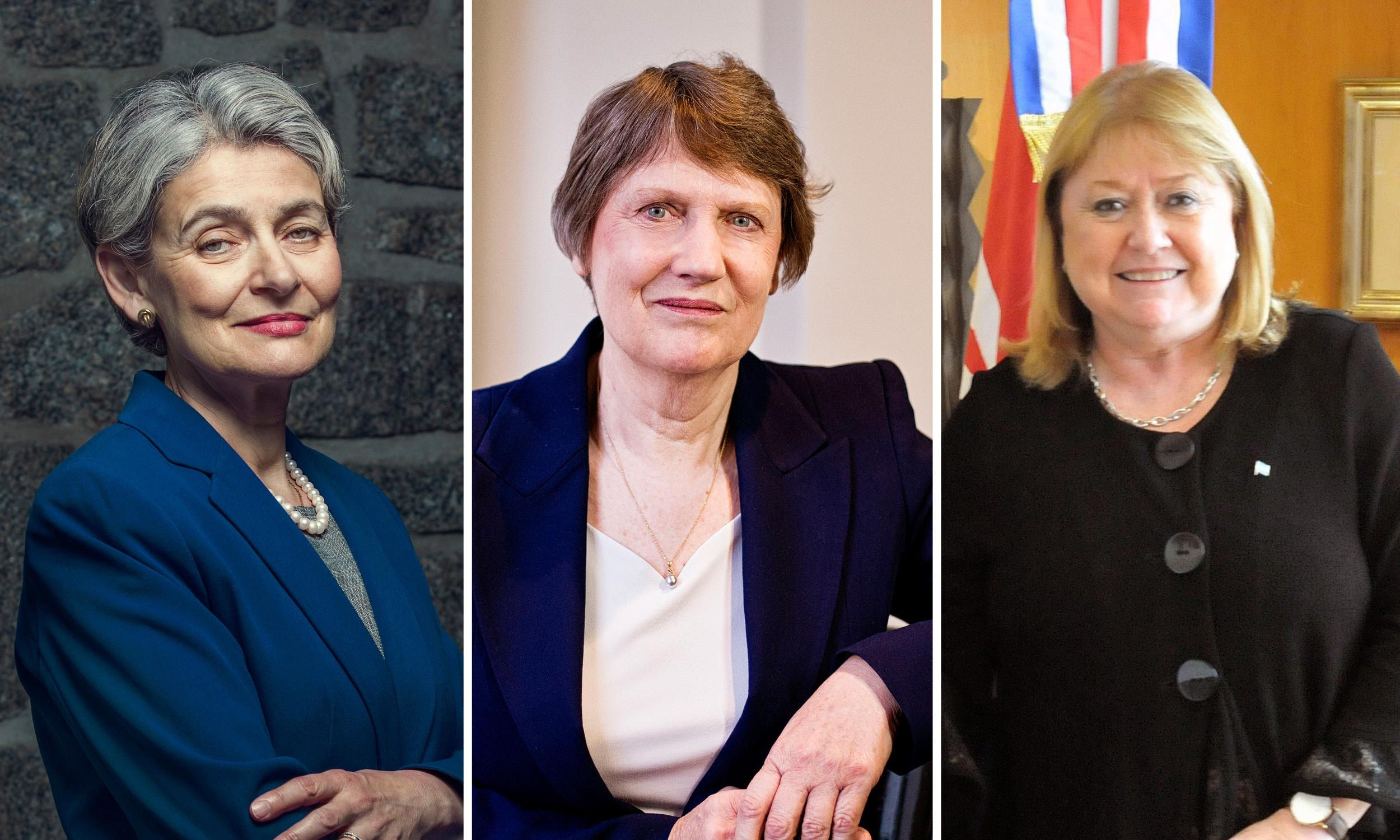 Rise of the 'strongman': Dozens of female world leaders warn women's rights being eroded