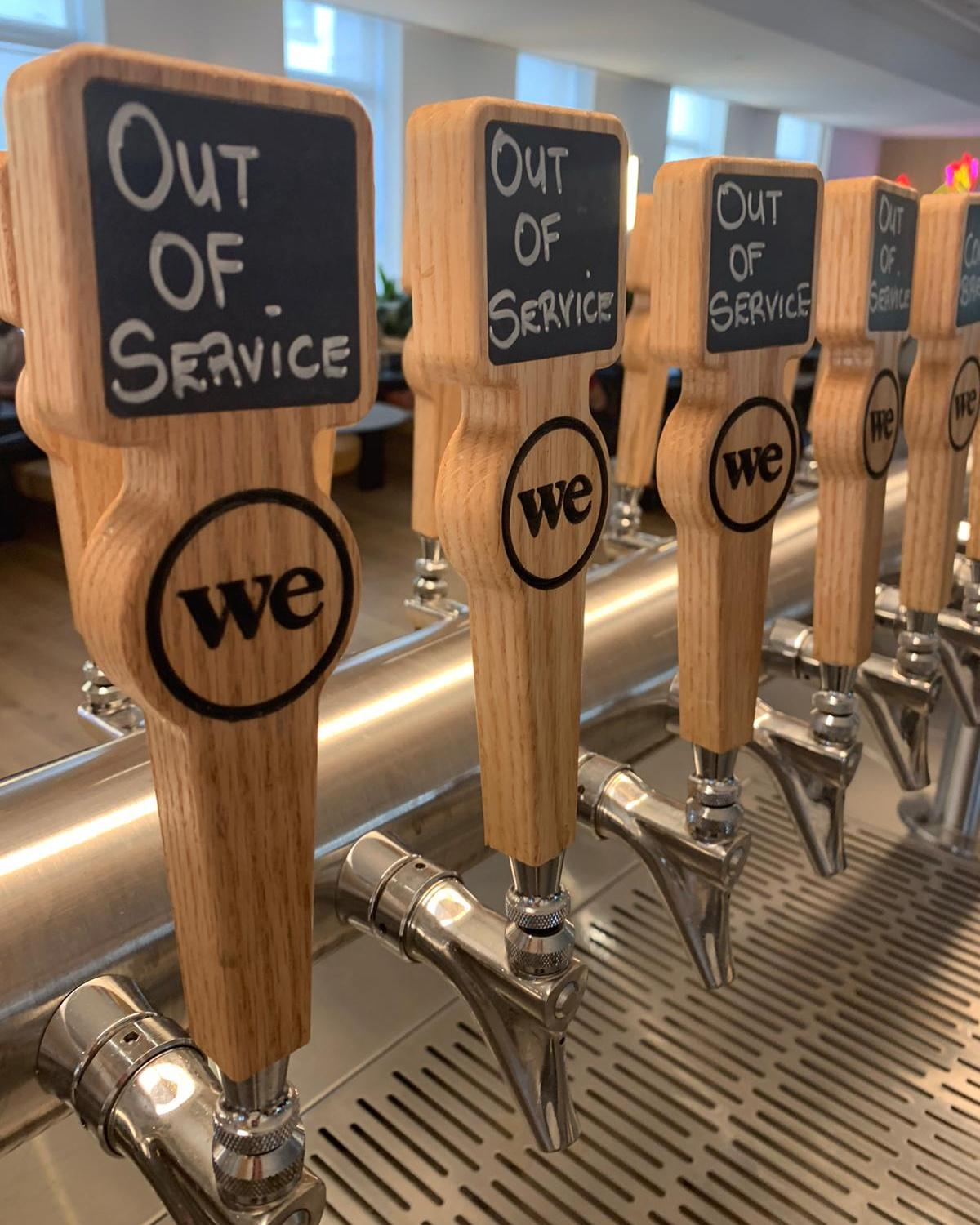 'We were sold off': WeWork's support staff face uncertain future as company collapses