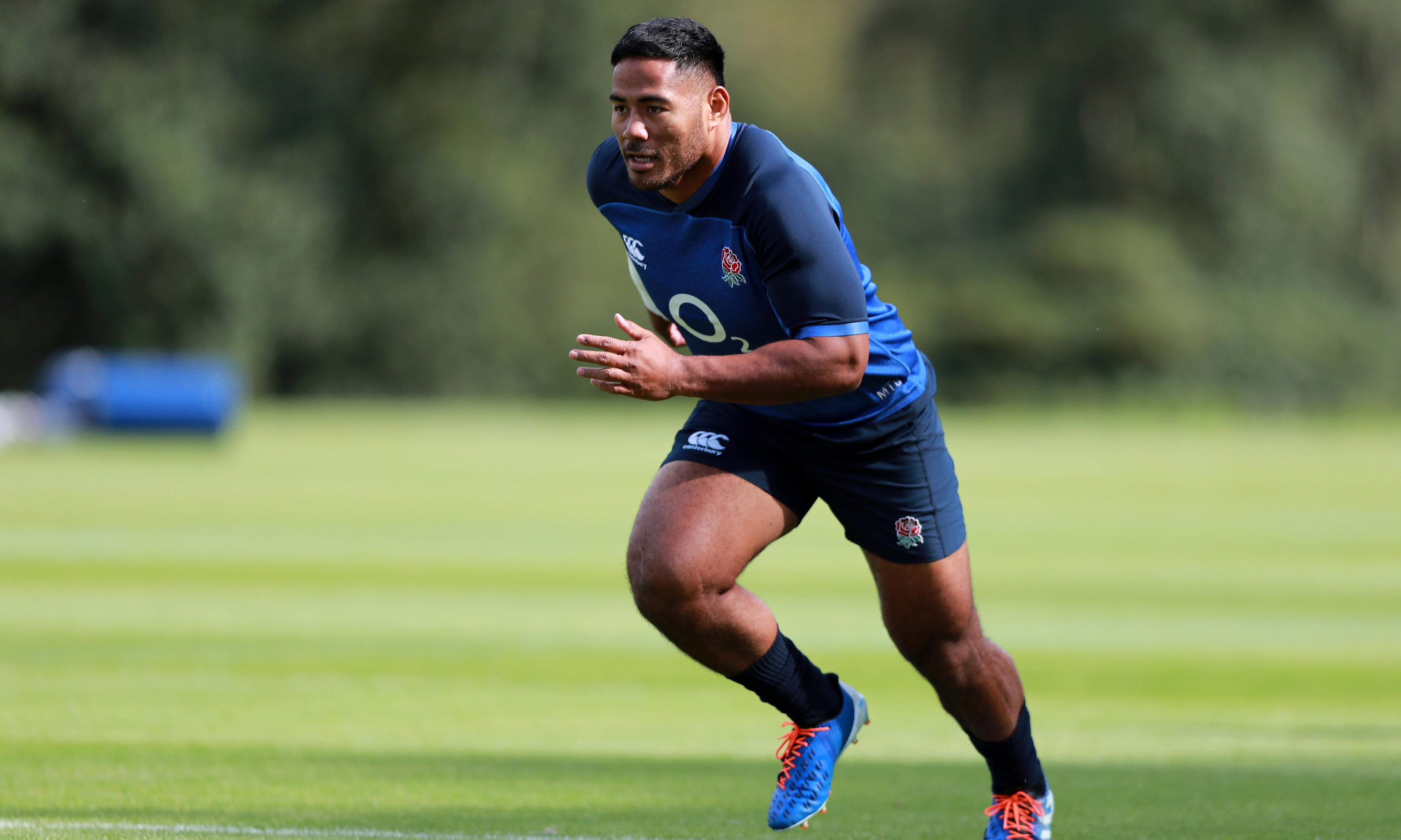 Manu Tuilagi admits he hid injury that led to extended England layoff