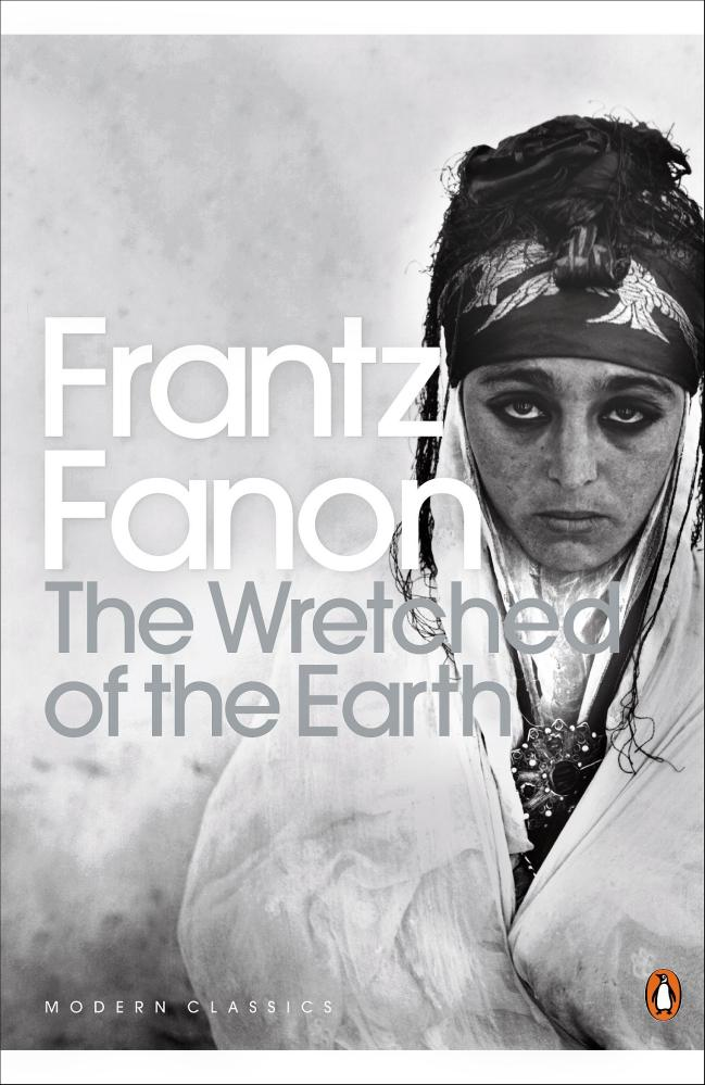 The Wretched of the Earth by Frantz Fanon bookcover