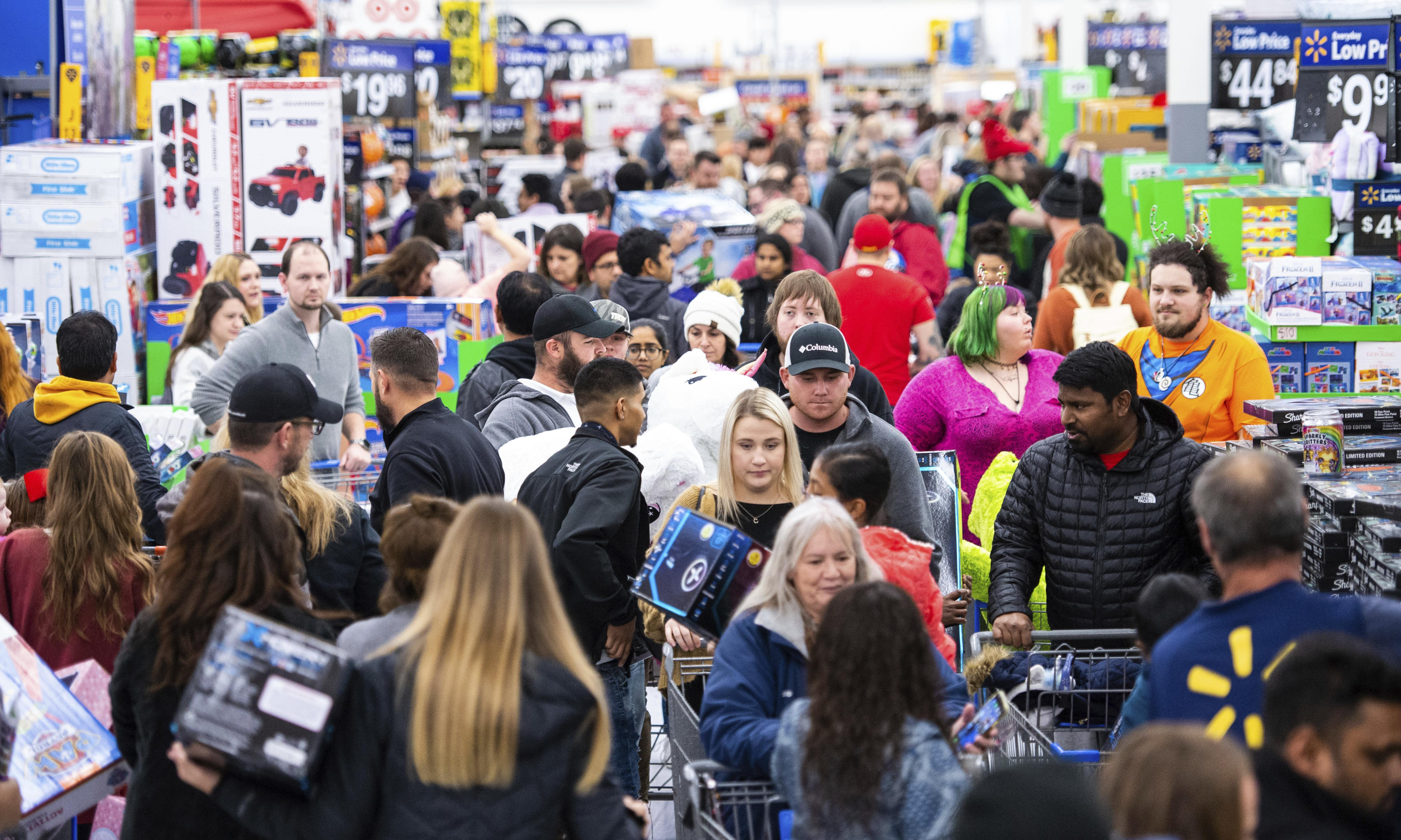 Mass consumerism is decimating our planet. This Black Friday, let's take a stand