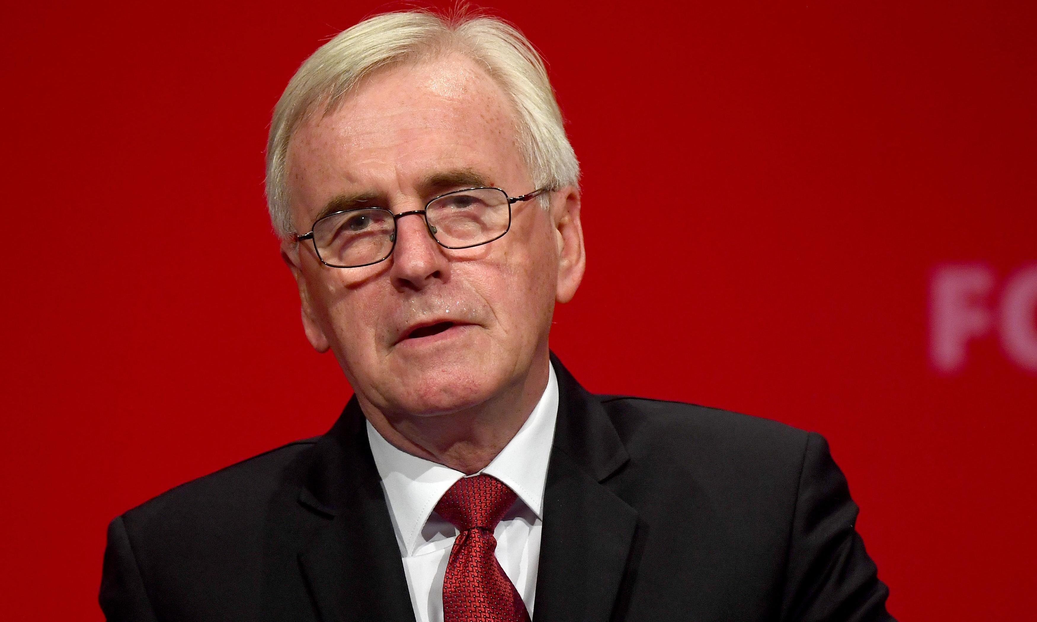 Labour plans for utilities would cost the UK £200bn, says CBI