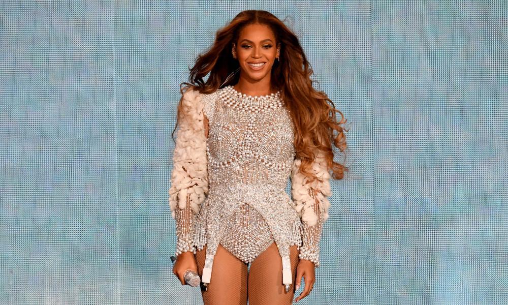 Beyoncé: the bee's knees.
