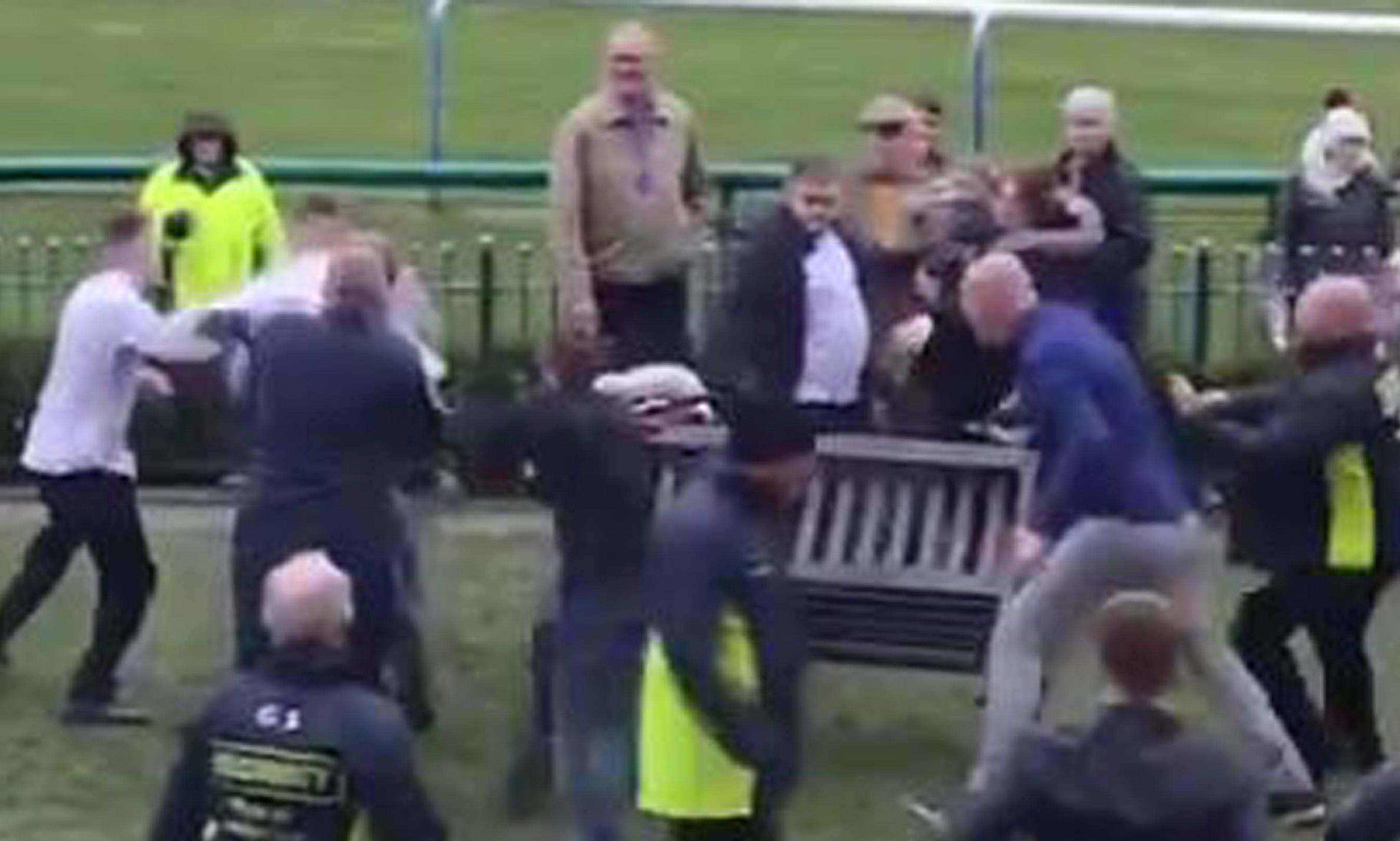 Bookmakers call for drugs clampdown to tackle racecourse brawls