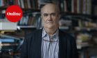 Booker nominated author of Brooklyn, Colm Toibin