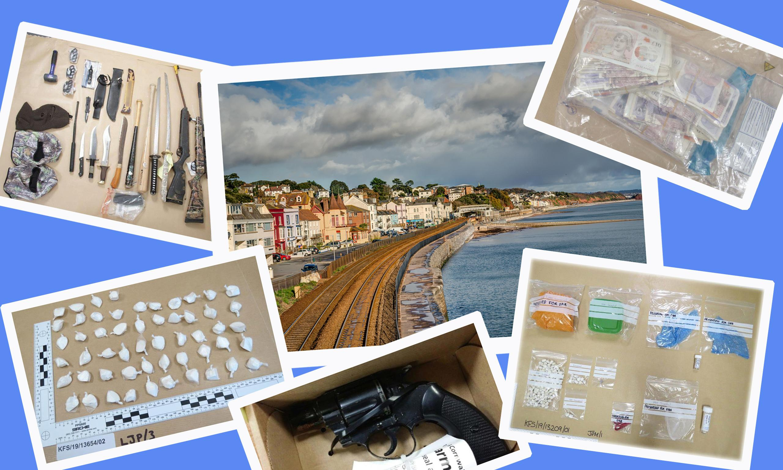 Hell-on-Sea: how a drugs gang took over a sleepy Devon town