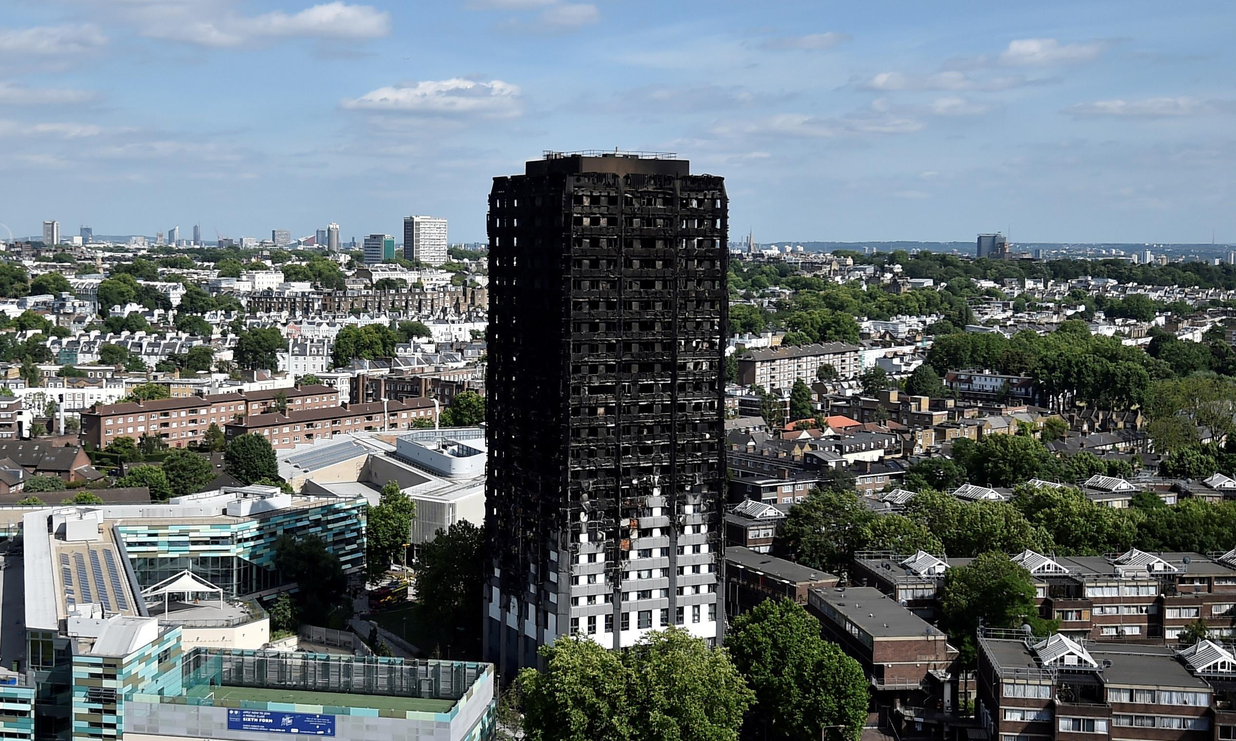 Too little has been done since the Grenfell Tower fire