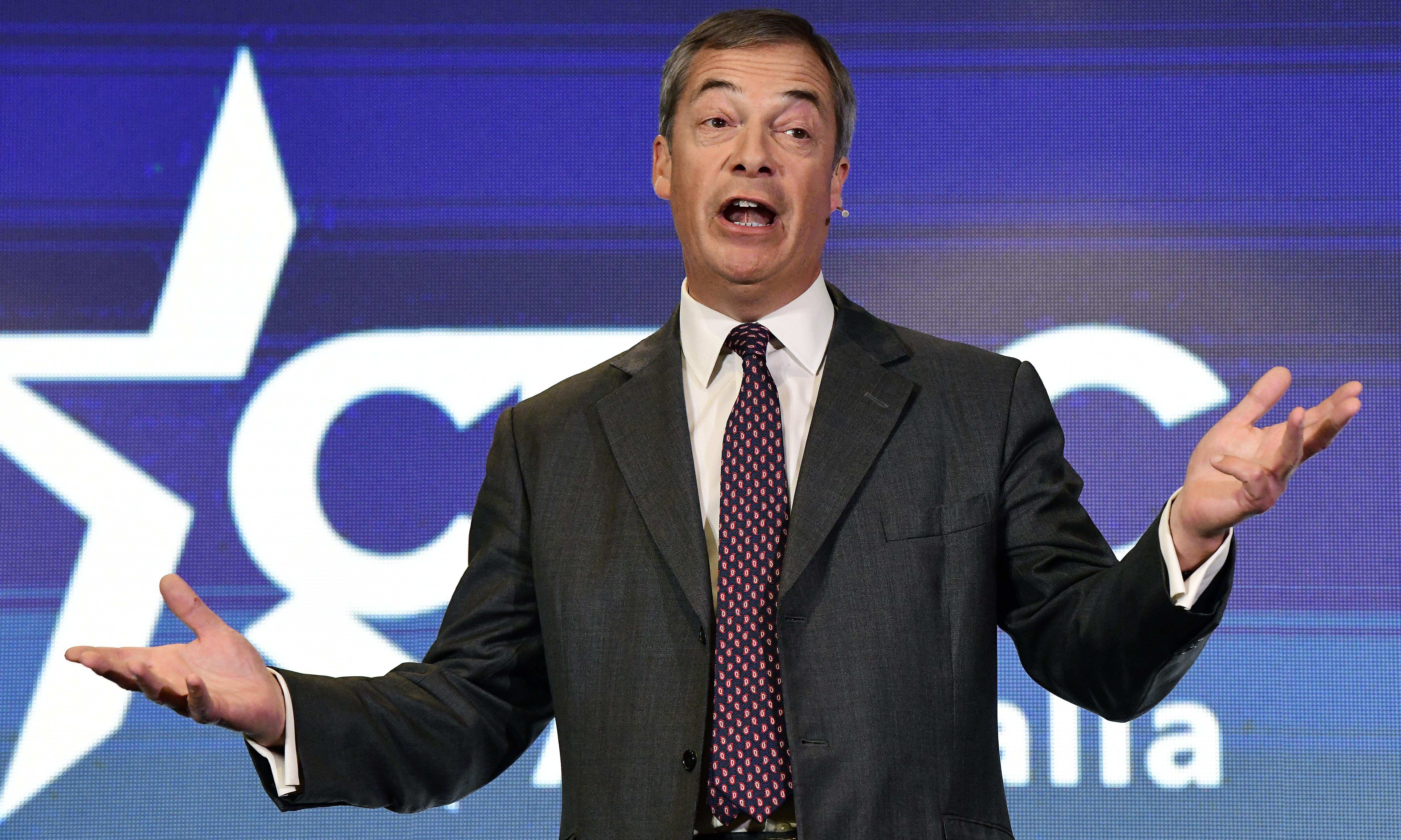 Brexit party MEPs' links to alt-right media agenda exposed