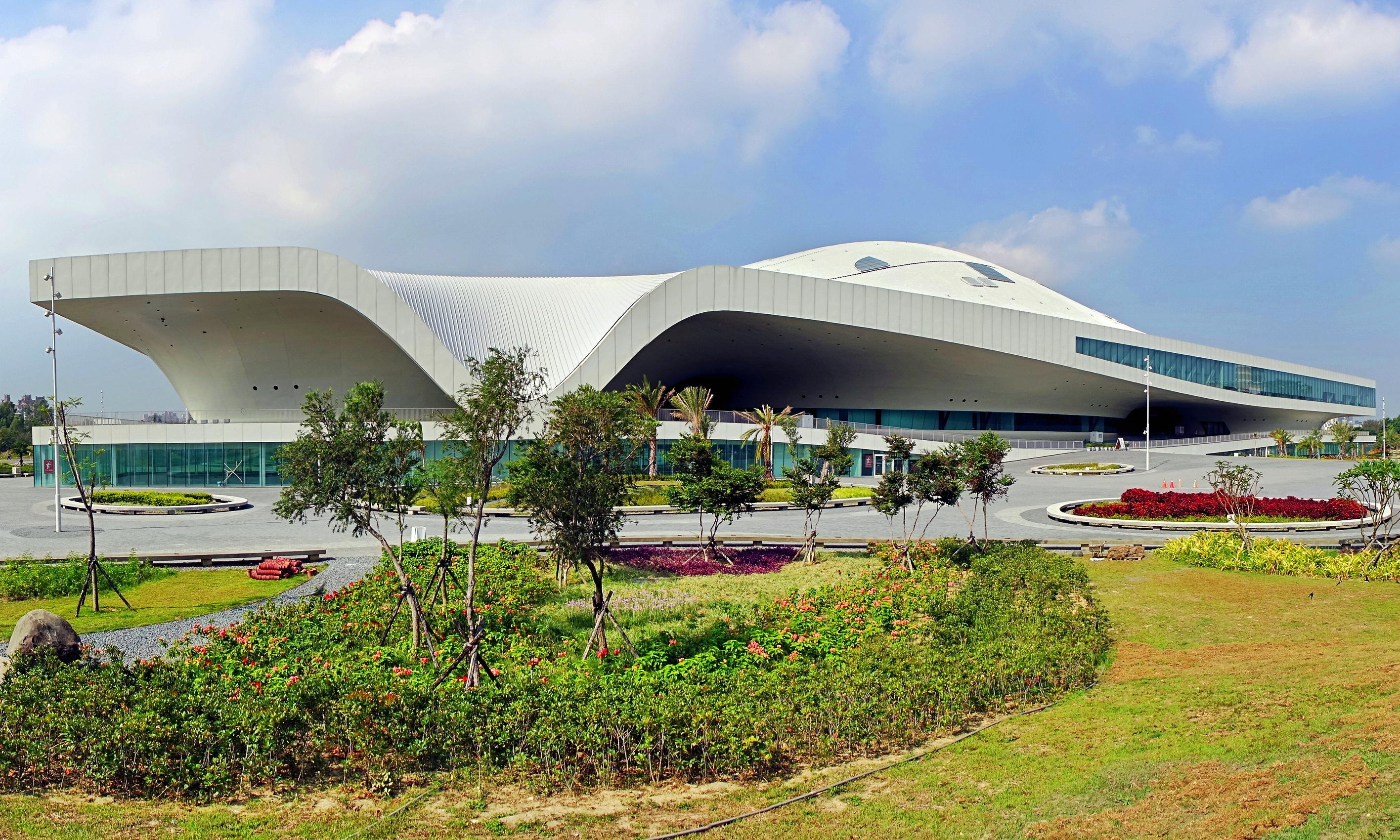 Epic scenes: the biggest arts venue on Earth lands in Taiwan