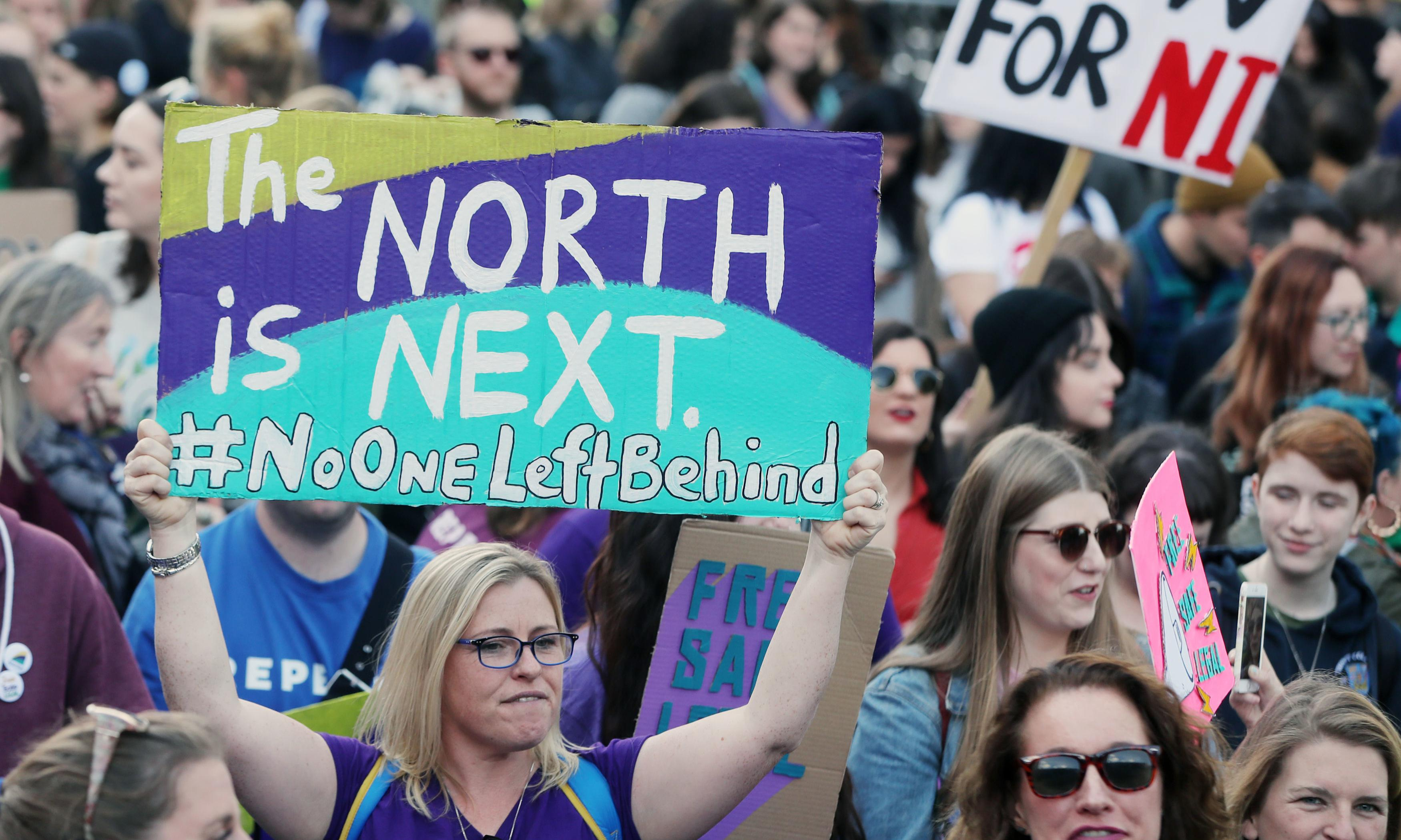 Northern Ireland's abortion laws are an abomination. Westminster must step in