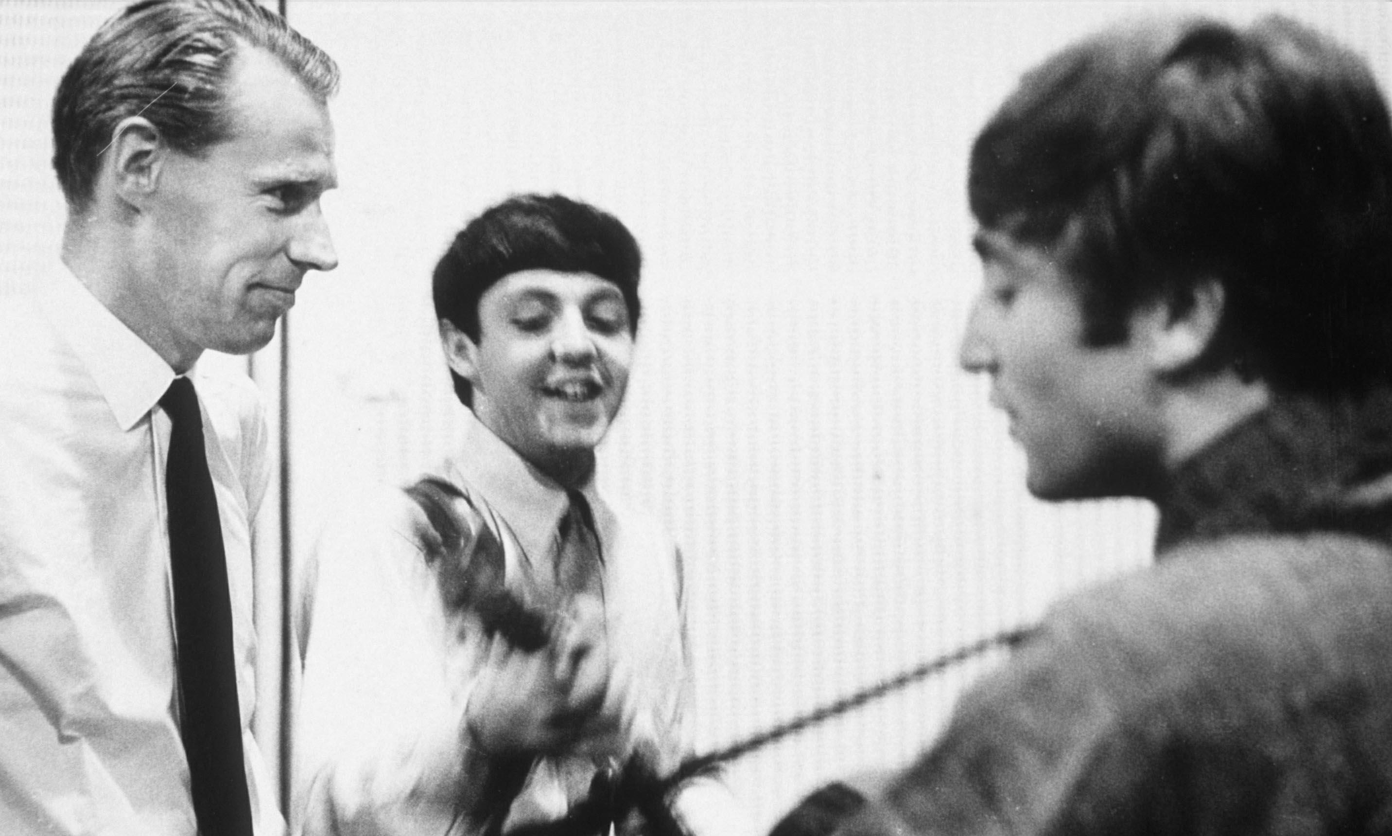 He read the news all day, oh boy: how Beatles 'froze out' George Martin on White Album