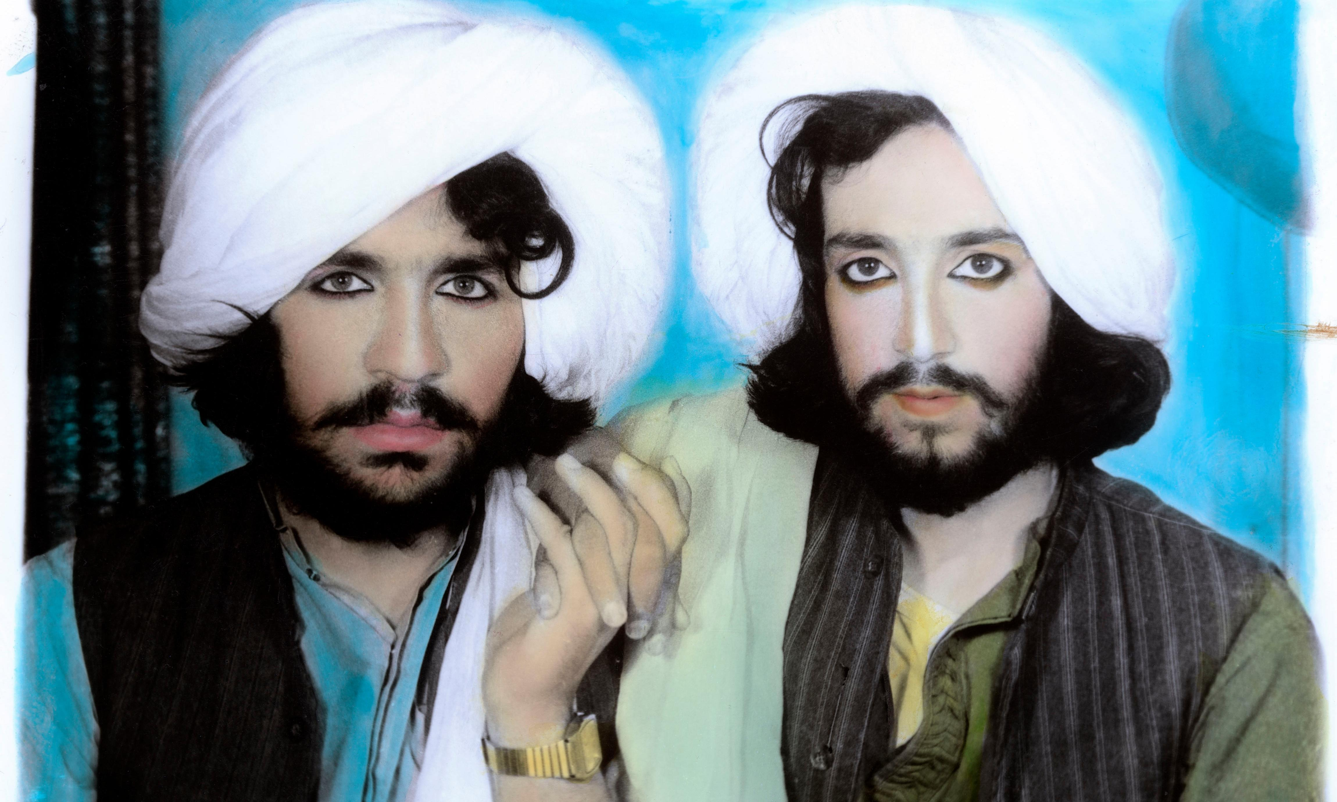 Taliban fighters in makeup: Barbican to show rare pictures