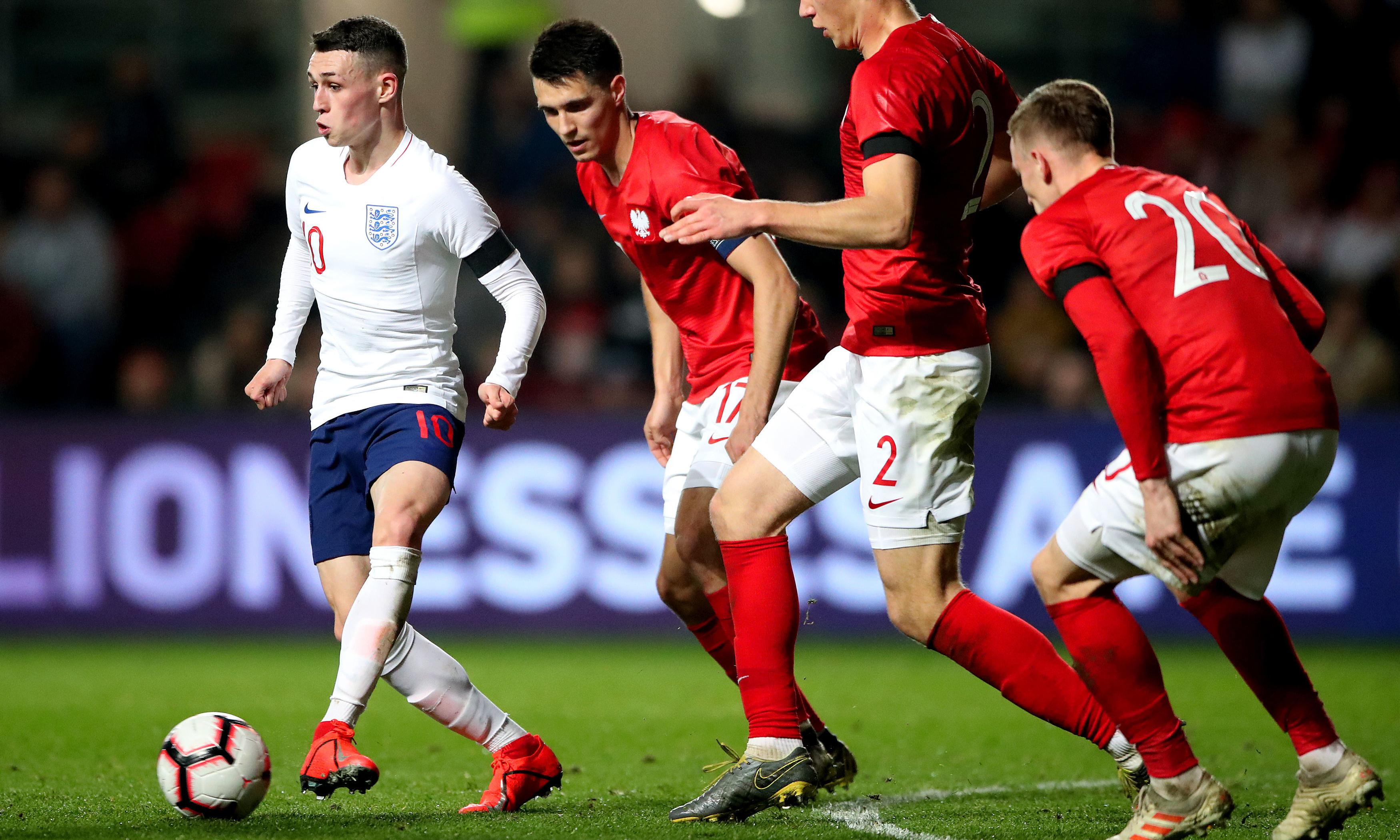 England-Germany showdown presents stark clash of youth cultures