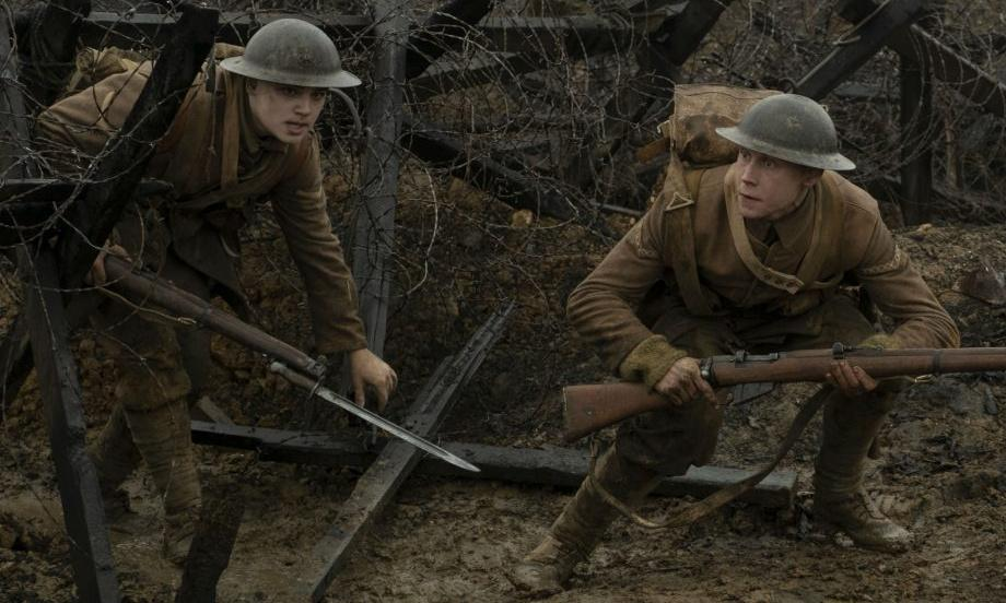 1917 review – Sam Mendes turns western front horror into a single-shot masterpiece