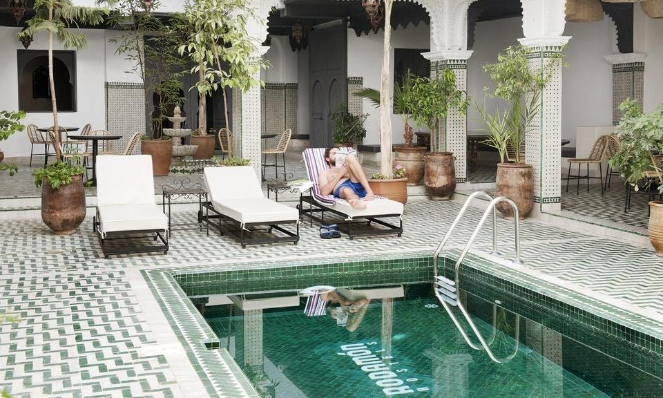 10 of the best places to stay in Marrakech