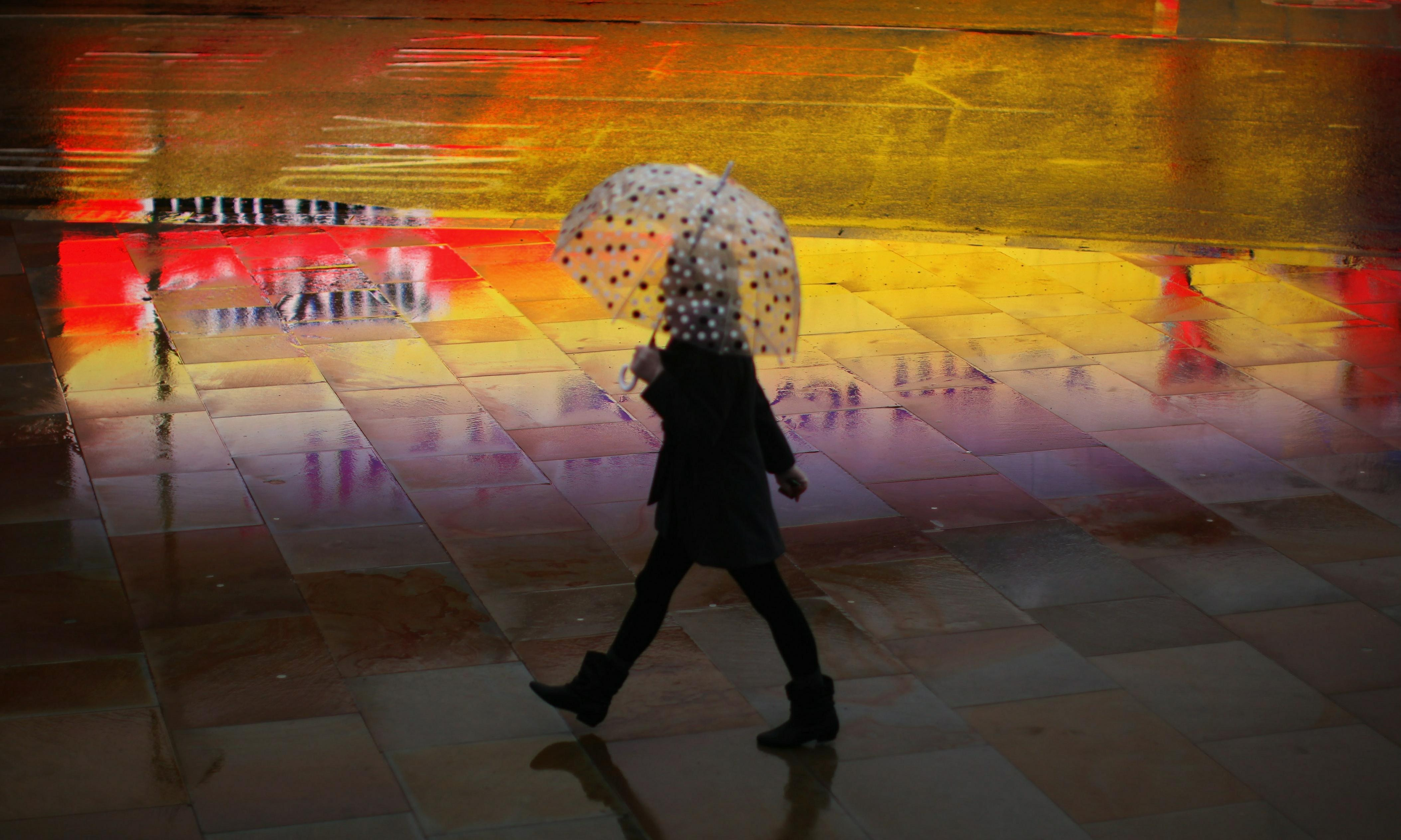 Polling day weather to be wet and cold, say forecasters