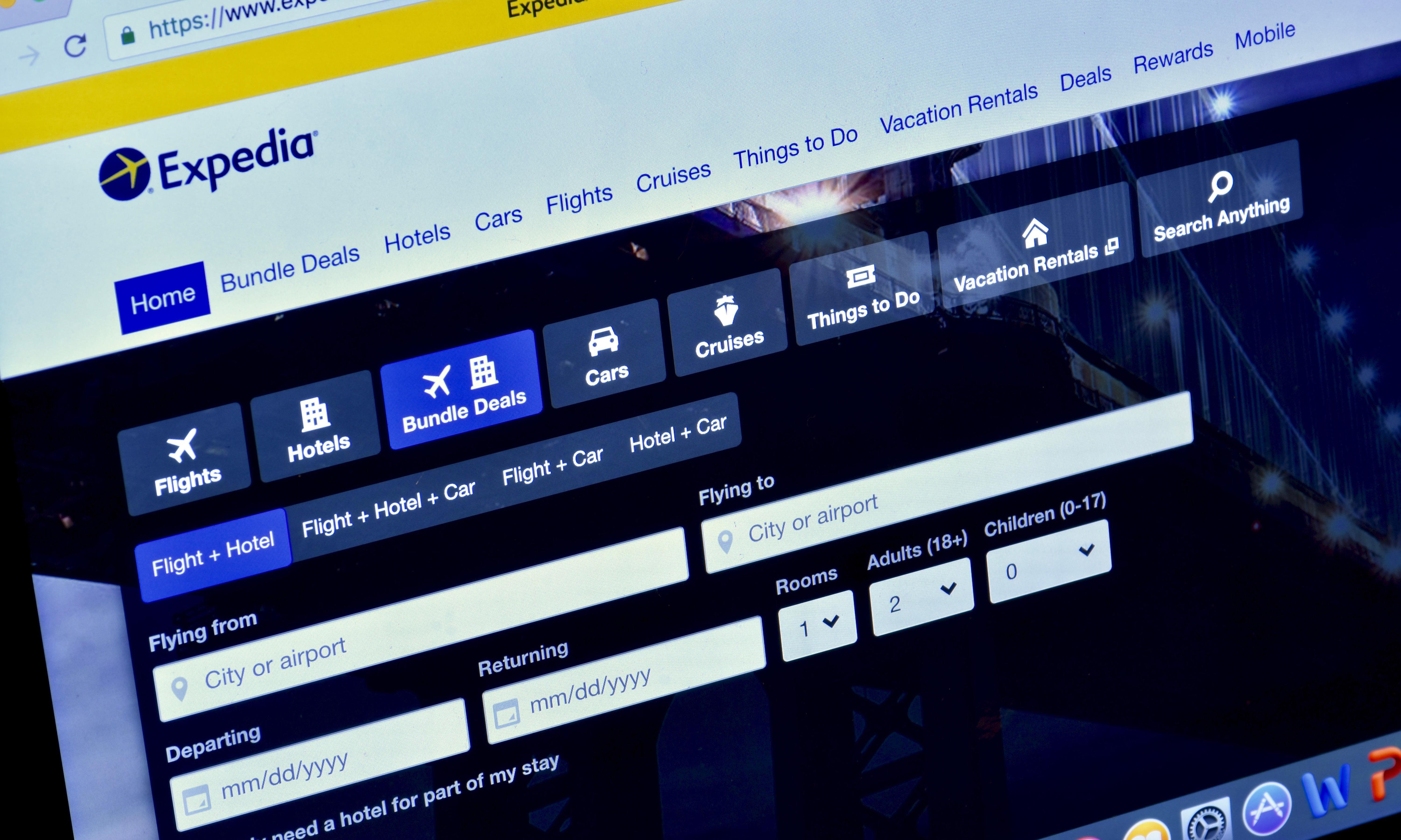 Expedia plays the blame game over wrong dates for our hotel booking