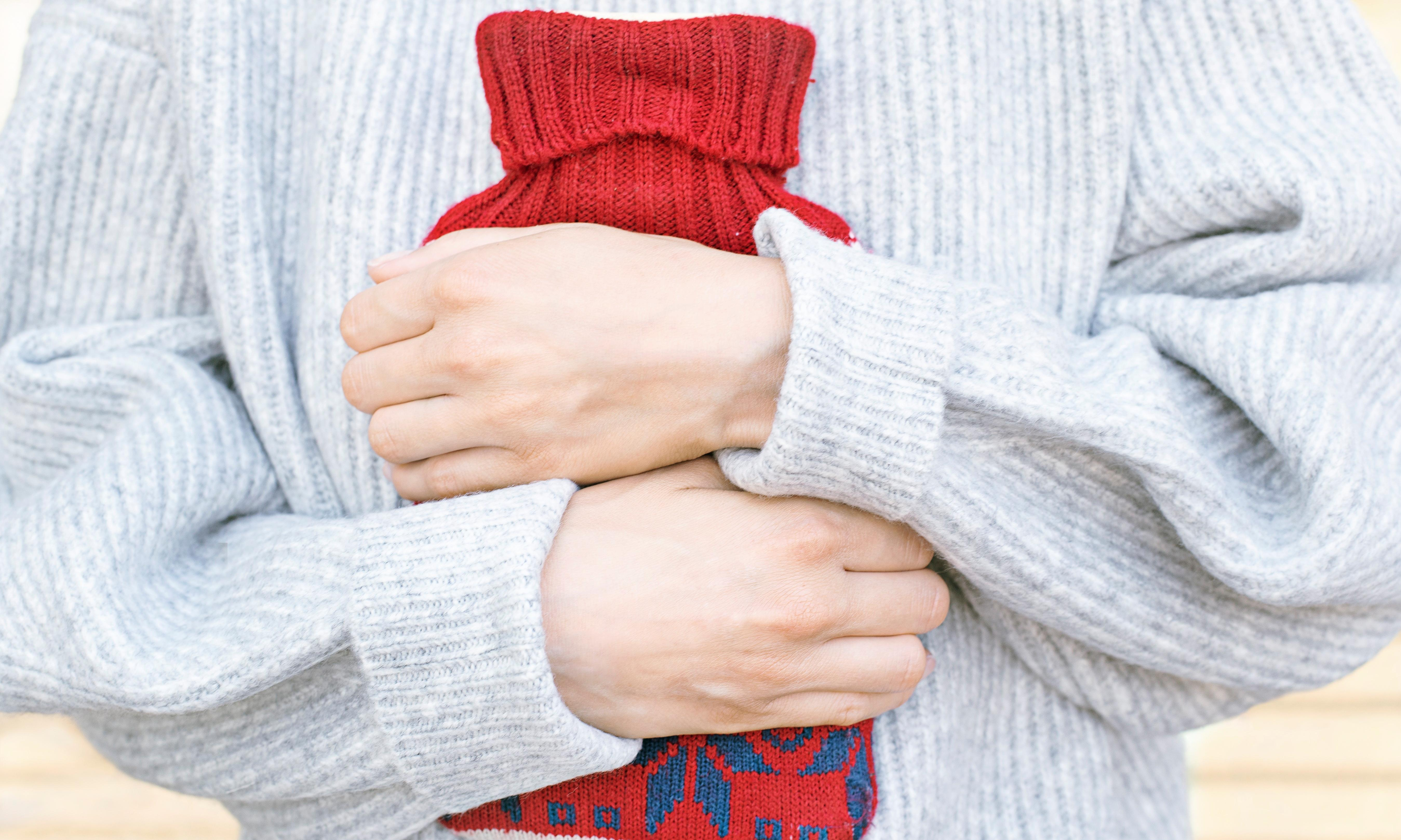 Five ways to cope with menstrual cramps
