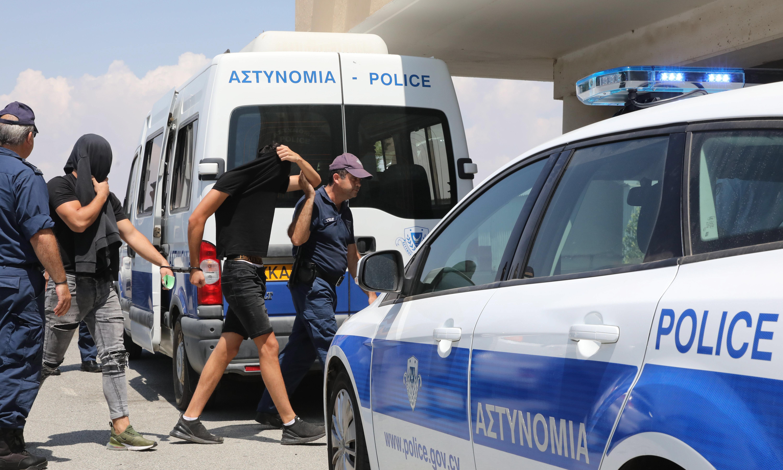 Twelve Israeli teenagers held in Cyprus over alleged rape of British woman