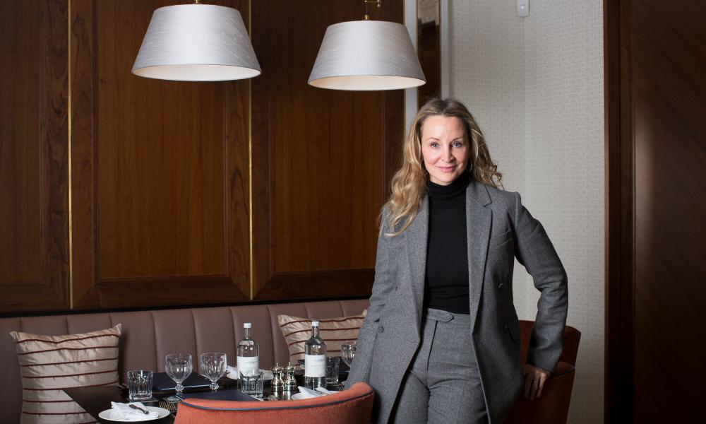 Auriens Studio founder Karen Mulville.