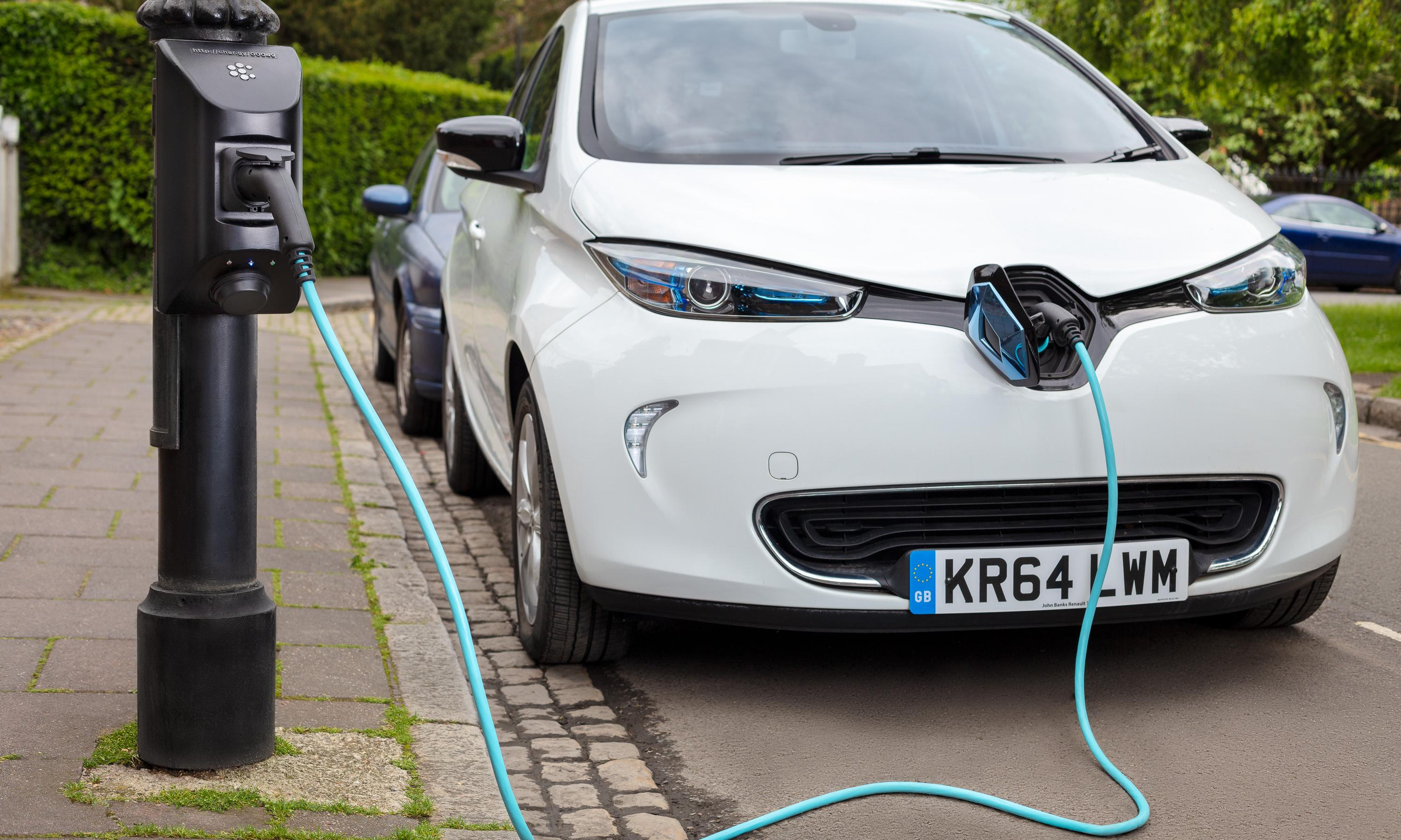 Powering ahead: six new ways to charge an electric car