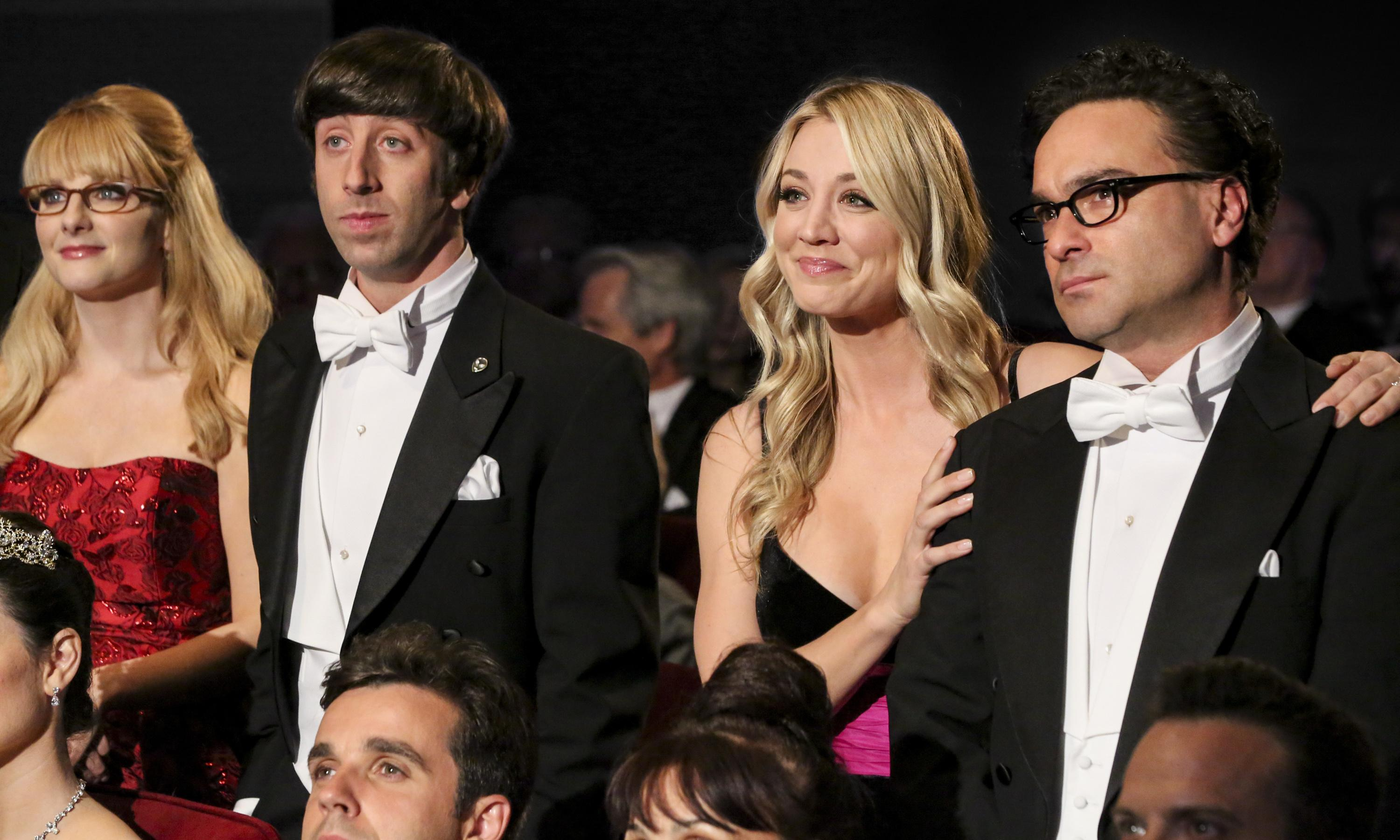 TV tonight: will The Big Bang Theory bow out with a prize-winning finale?