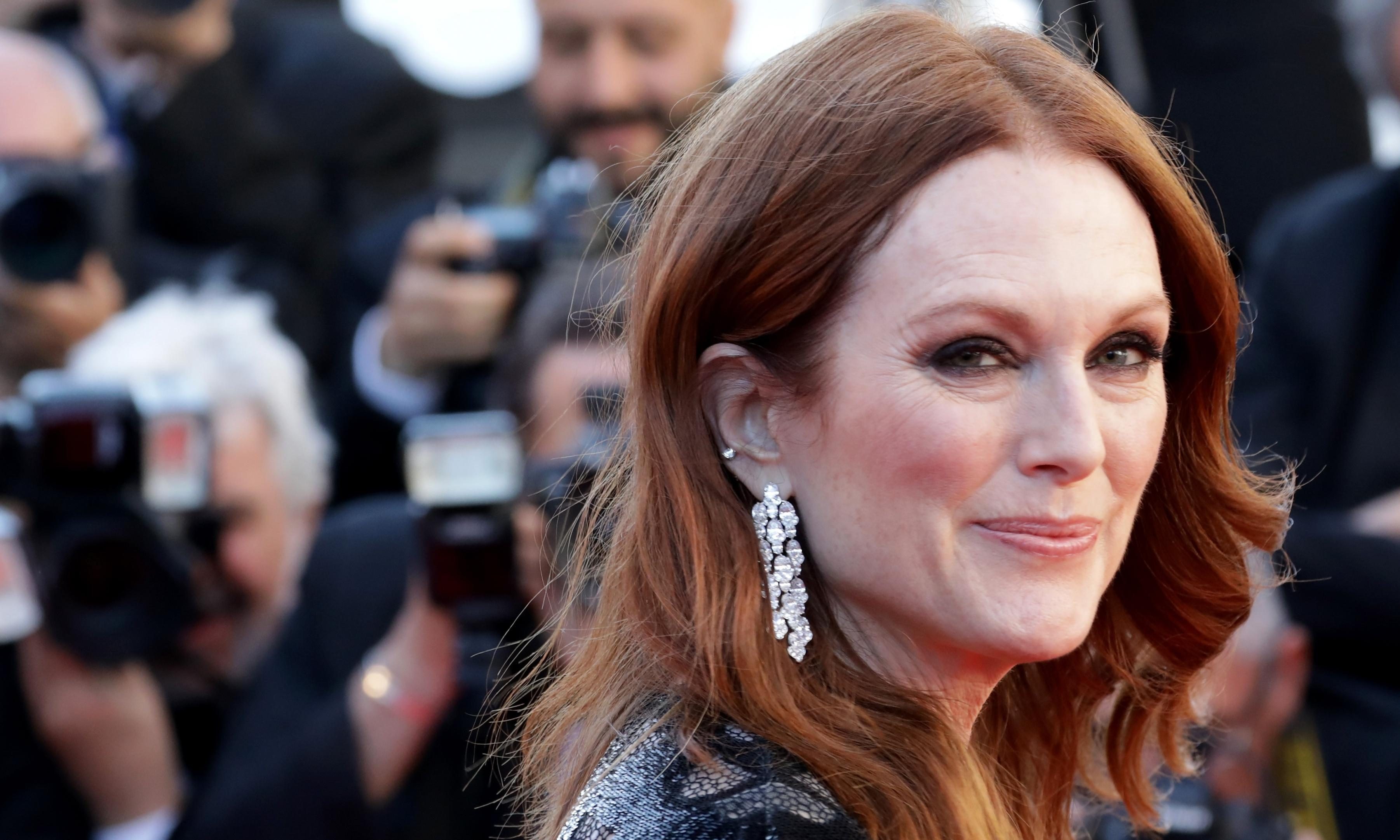 Julianne Moore was fired from Can You Ever Forgive Me? over fat suit and fake nose