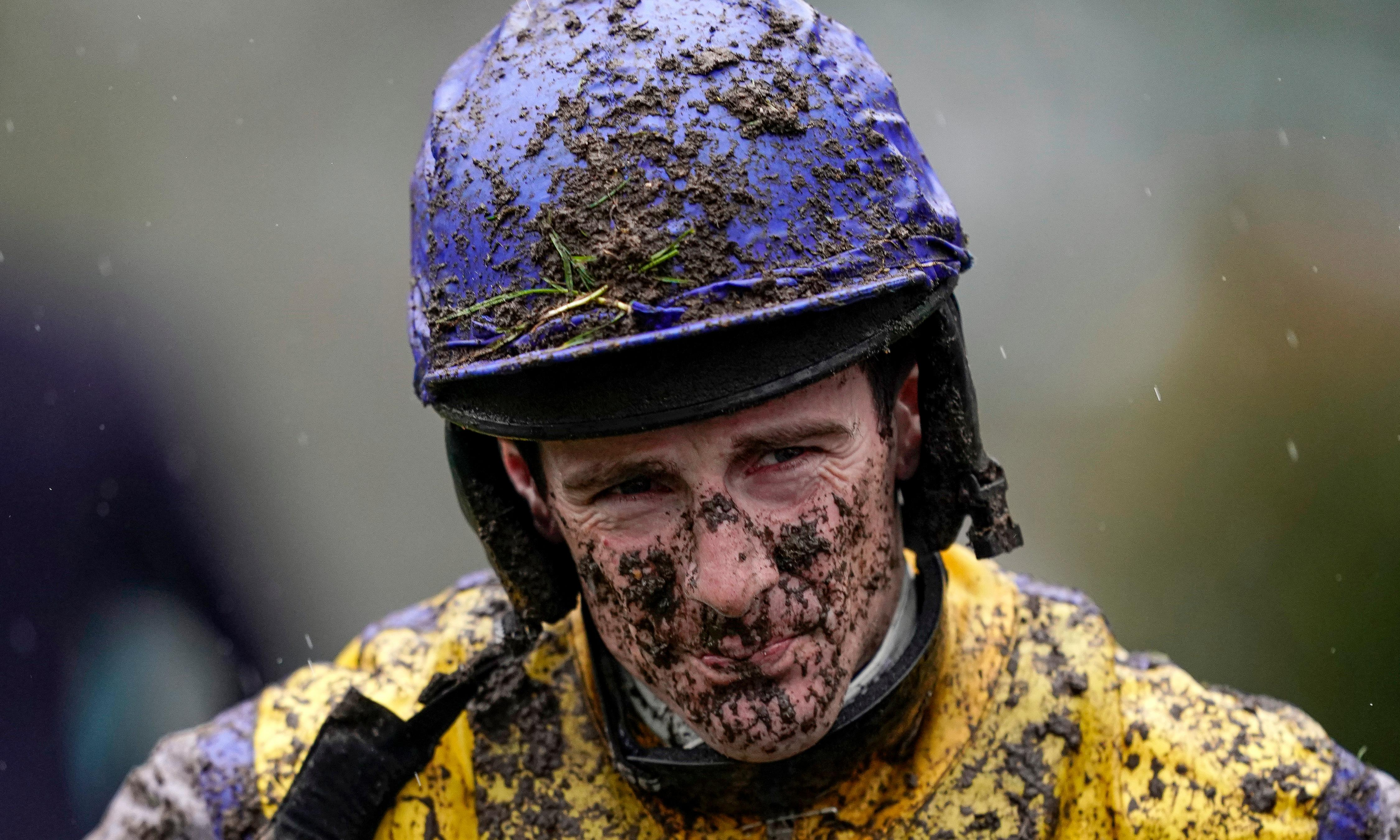 Talking Horses: Champion-elect Brian Hughes has riding ban suspended