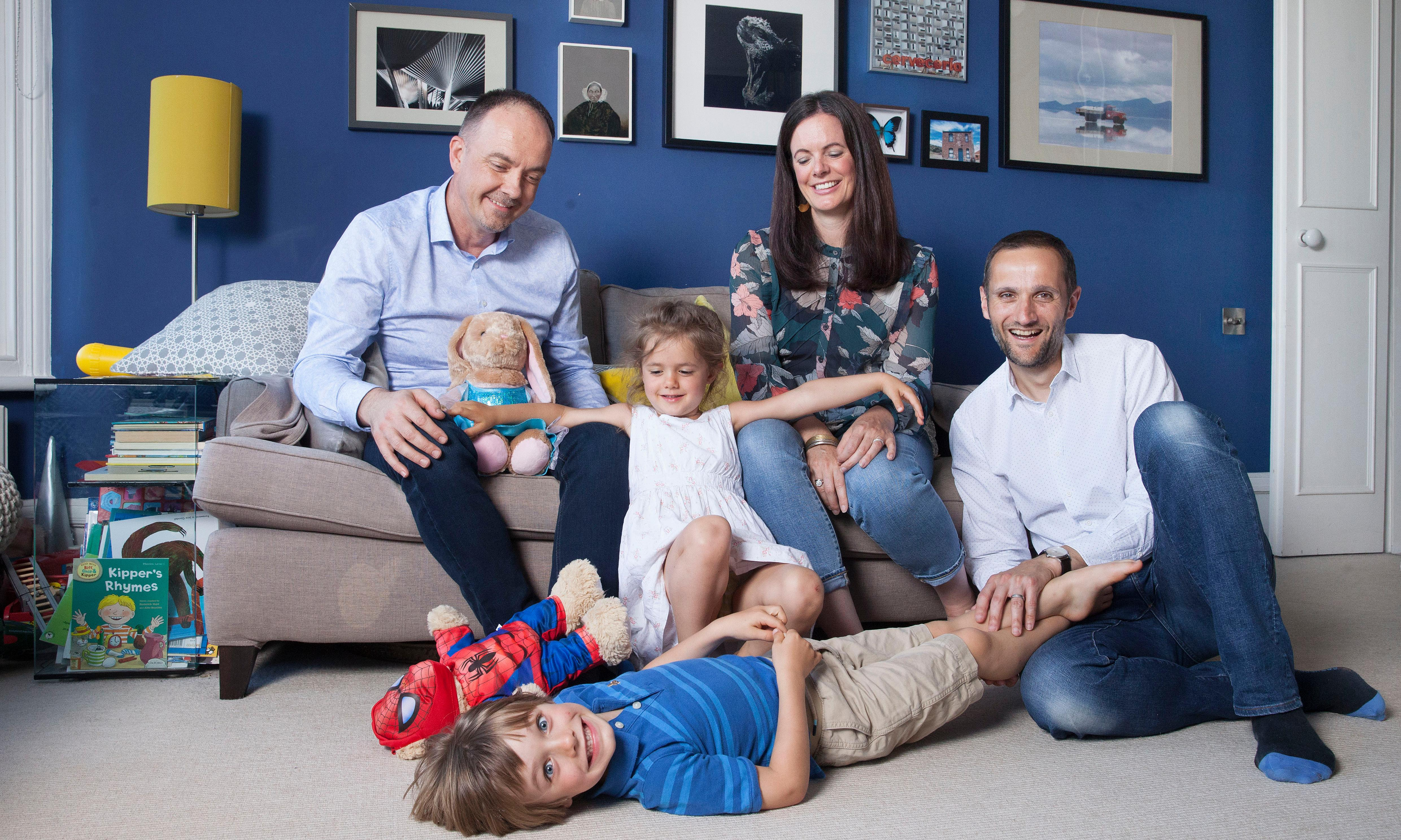 How we live together: the family and the weekday lodger