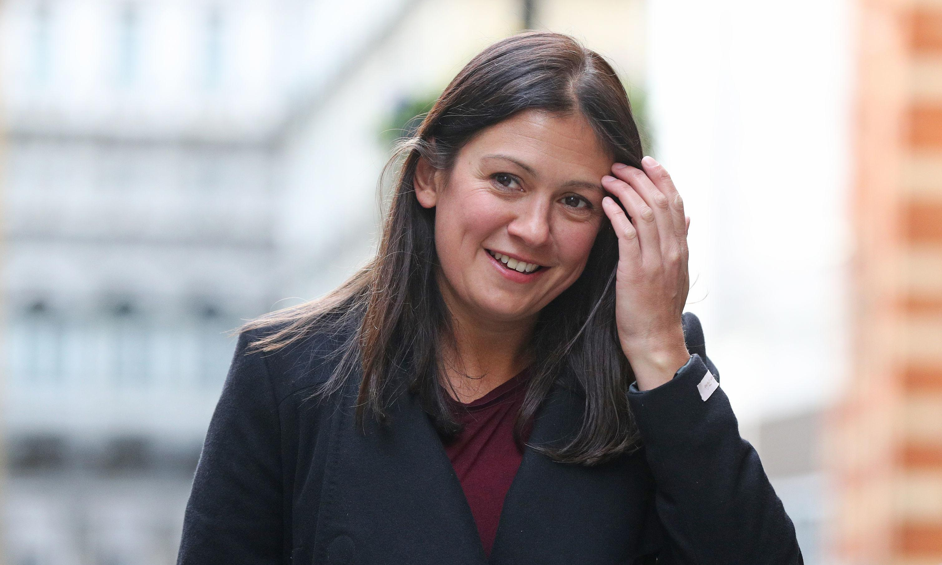 Lisa Nandy is smart, clever and thoughtful. She'll never be Labour leader
