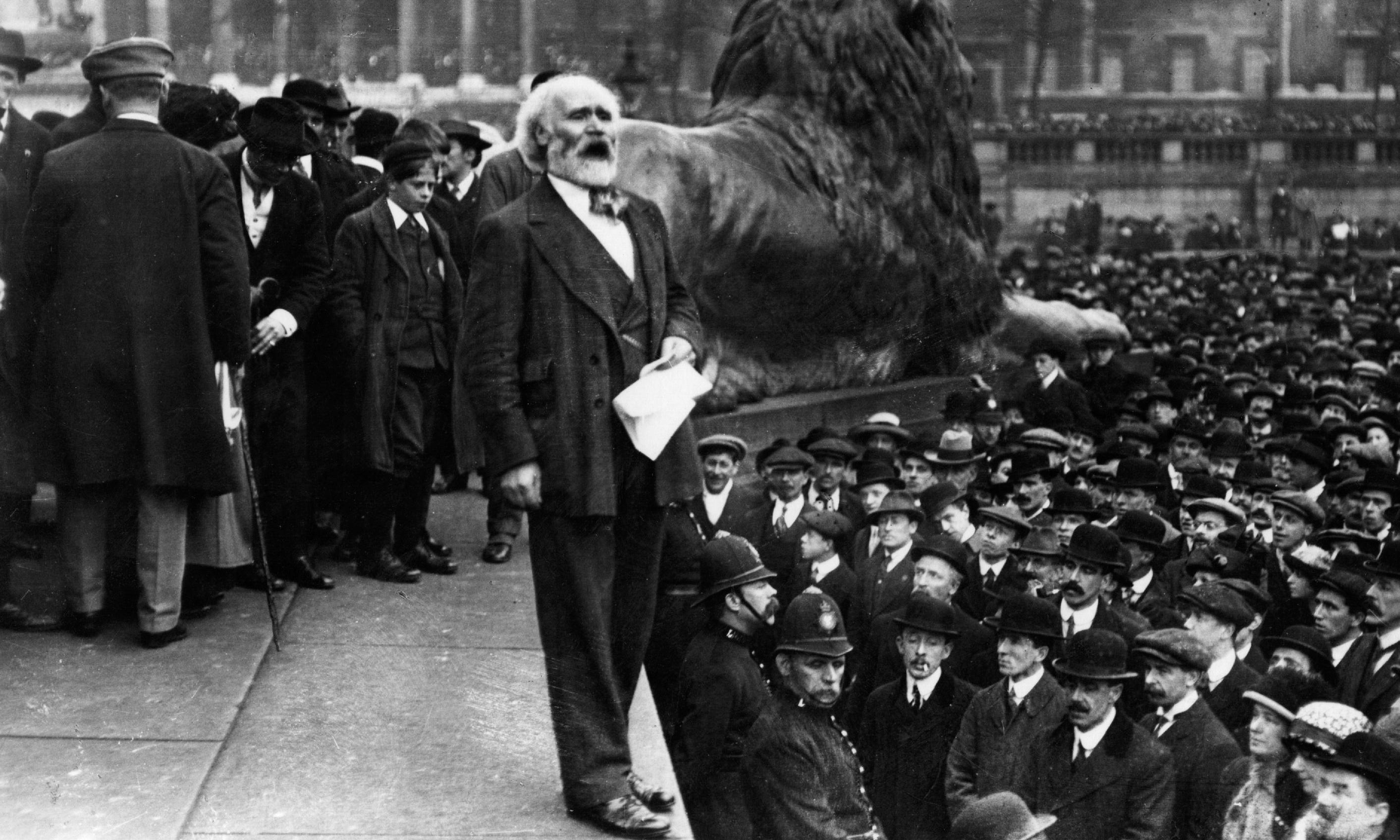 The founding of the Labour Party - archive, 28 February 1900